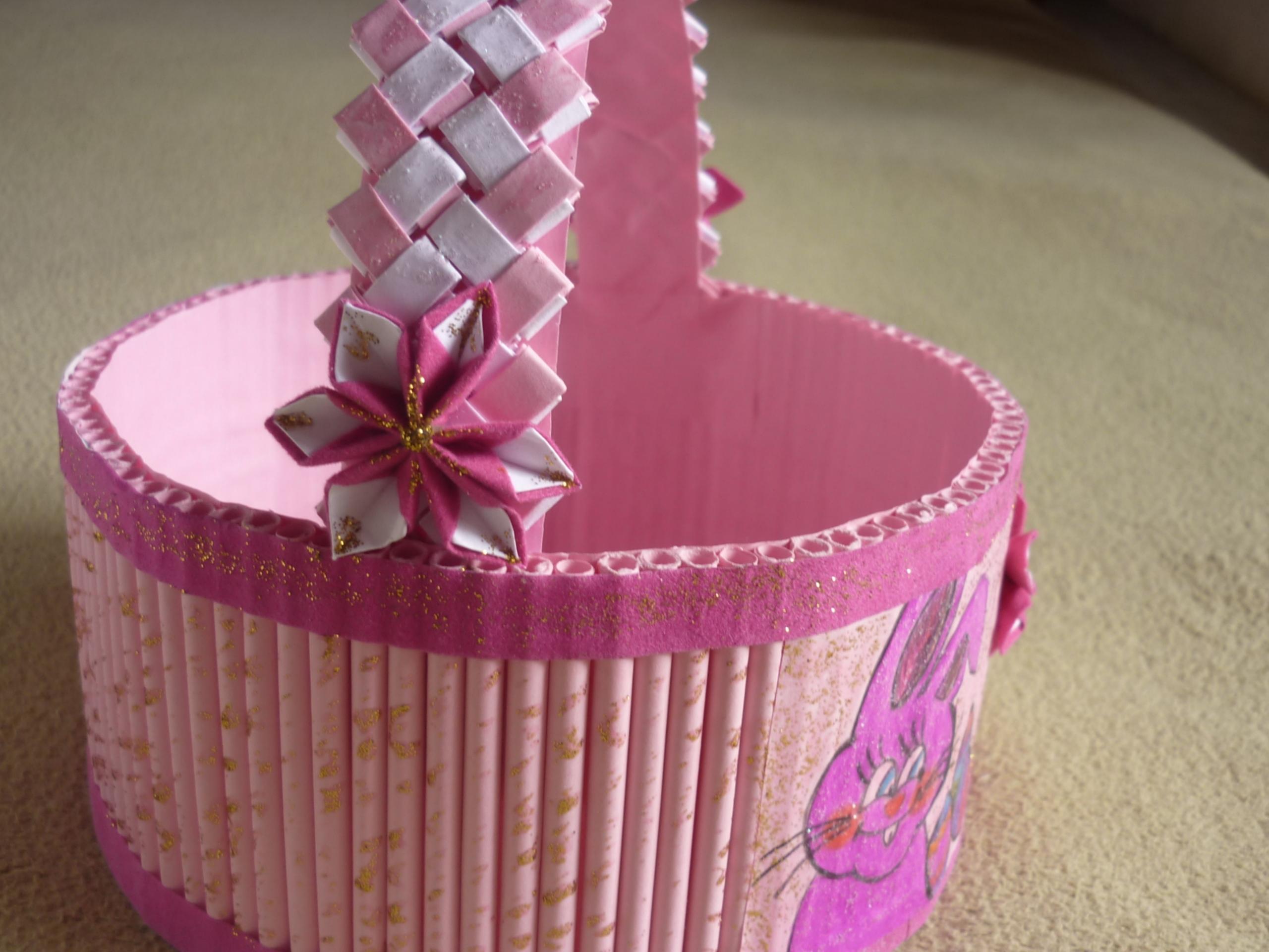 para pascoa rosa cesta decorada para pascoa pascoa cesta decorada para