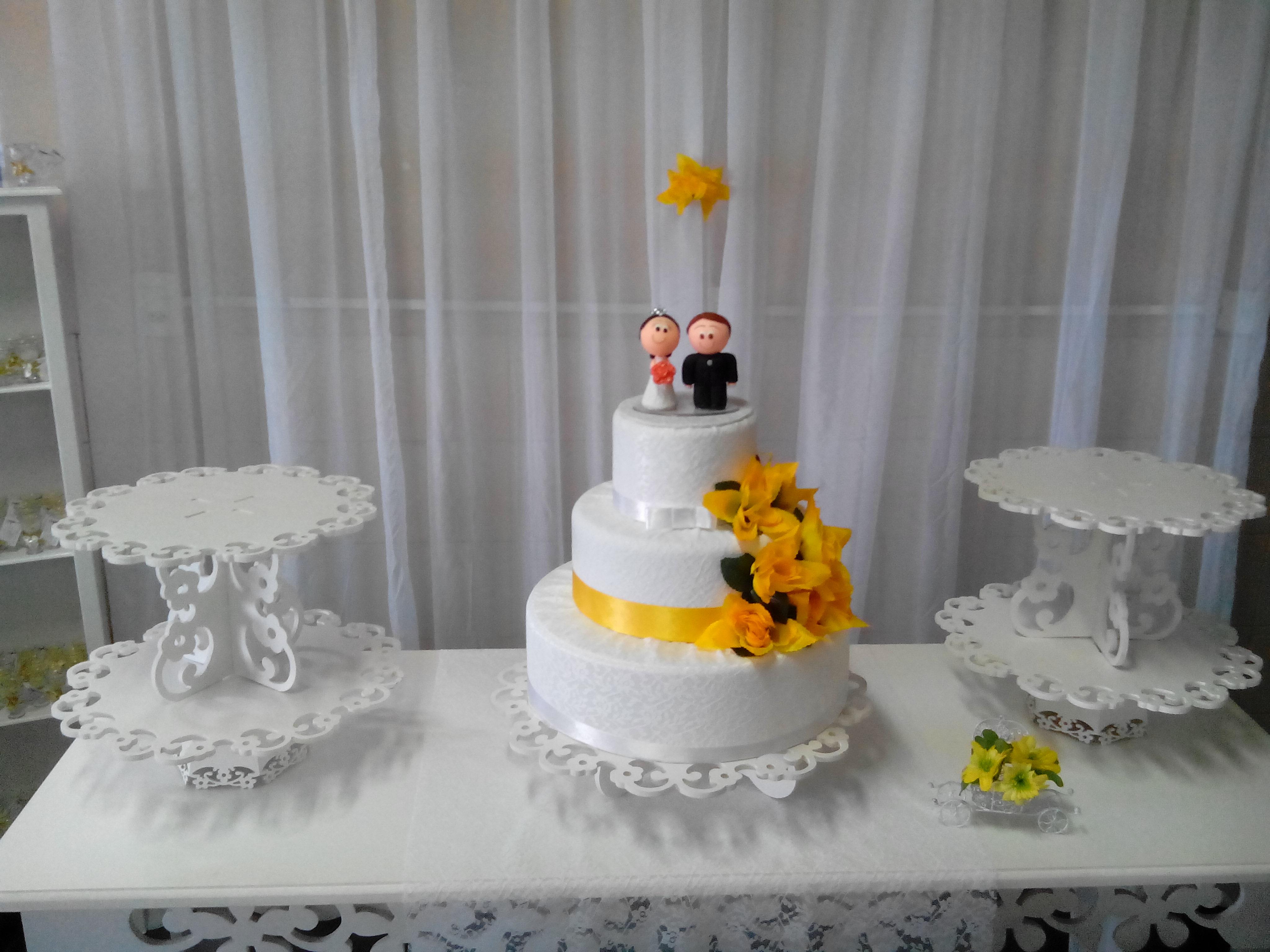 decoracao branco e amarelo: amarelo e branco festa casamento casamento provencal amarelo e branco