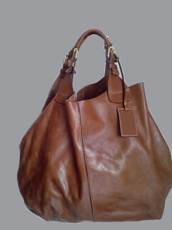 Bolsa em couro : Bolsa grande em couro leg?timo bag shoe bolsas elo
