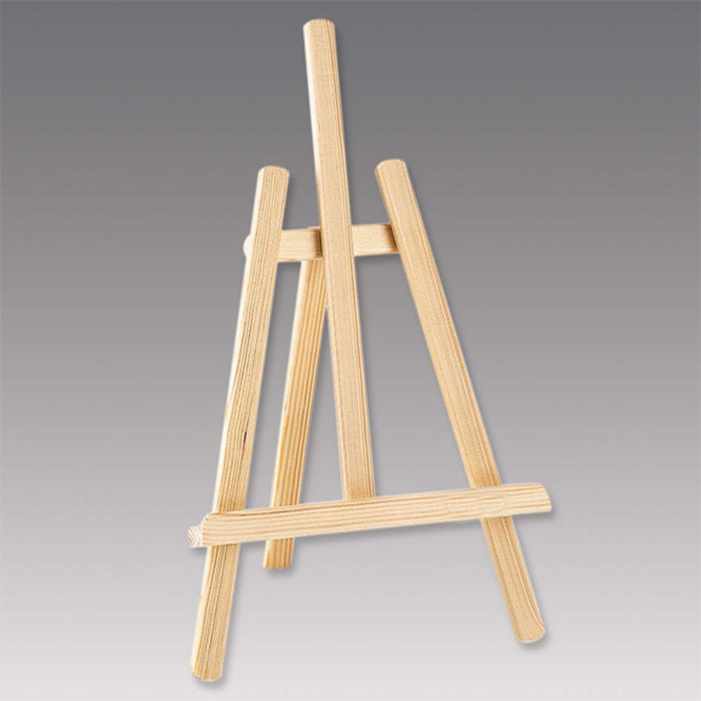 #A16F2A Mini Cavalete Marcador de Mesa Elo7 2417x2417 px cavalete para mesa de madeira @ bernauer.info Móveis Antigos Novos E Usados Online