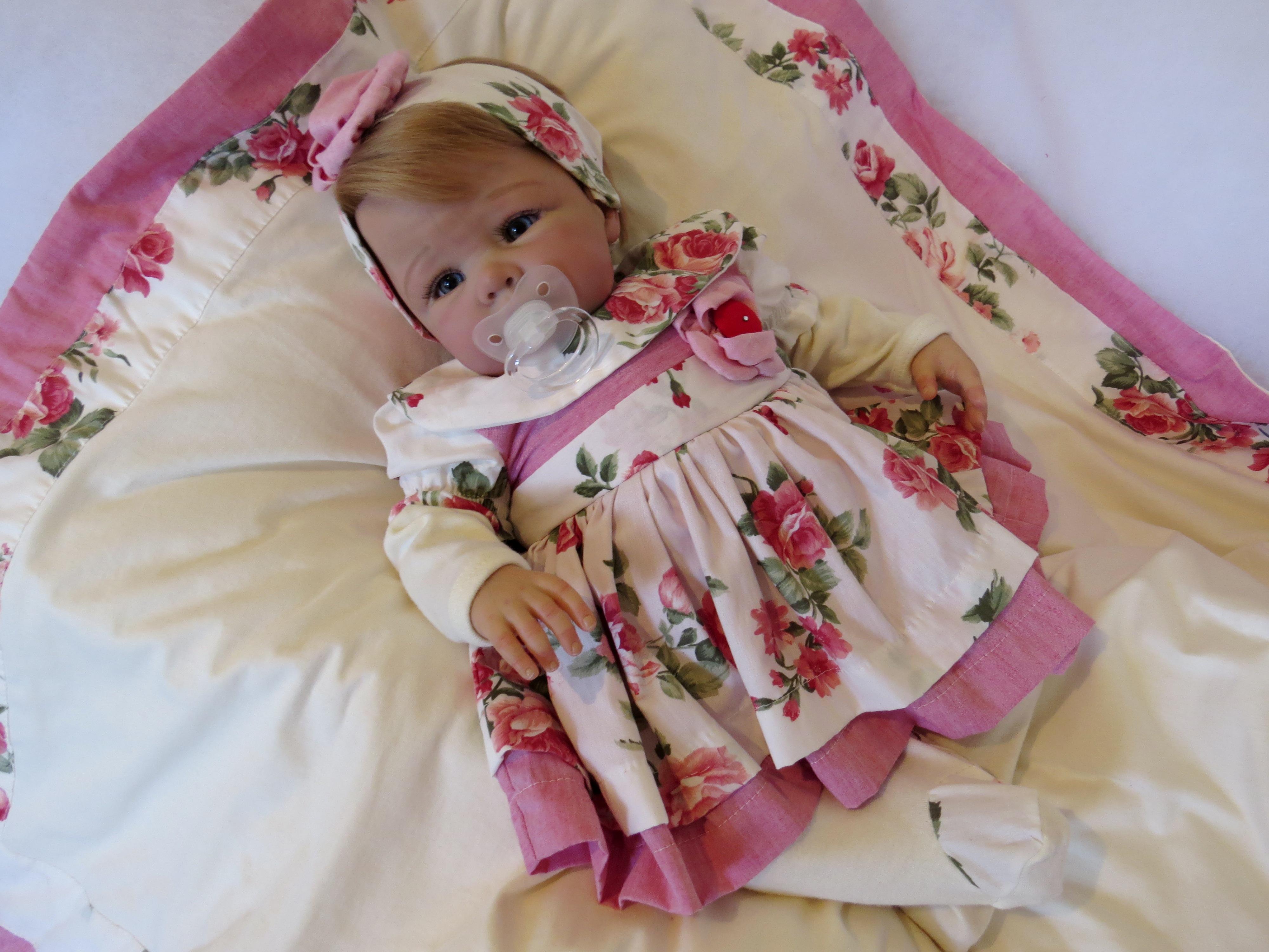 roupa recem nascido