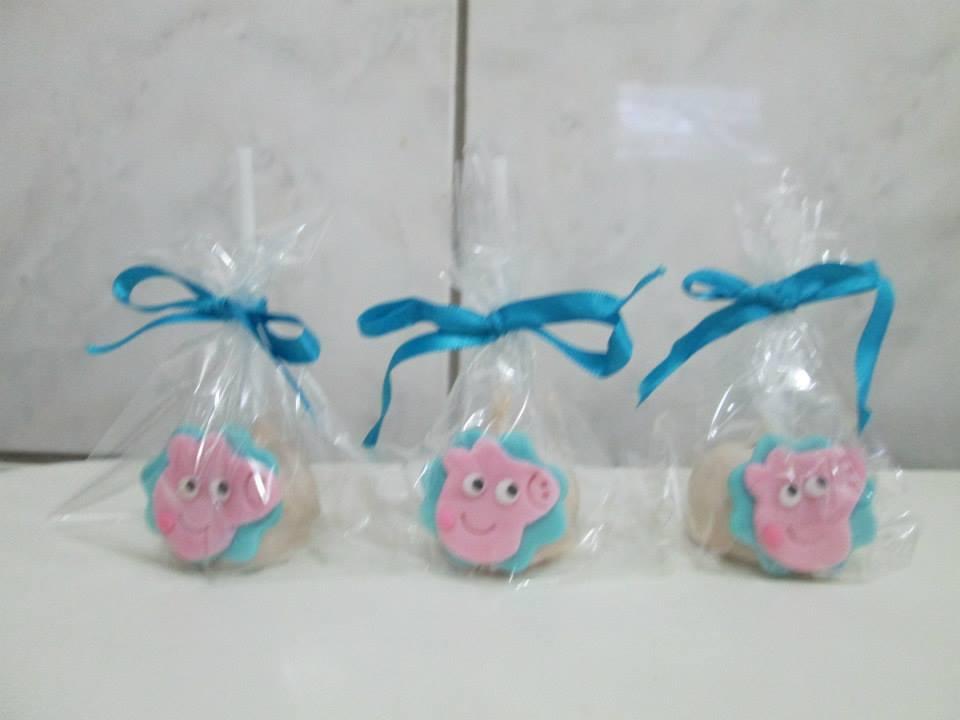 Pop Cake Peppa Pig Elo7
