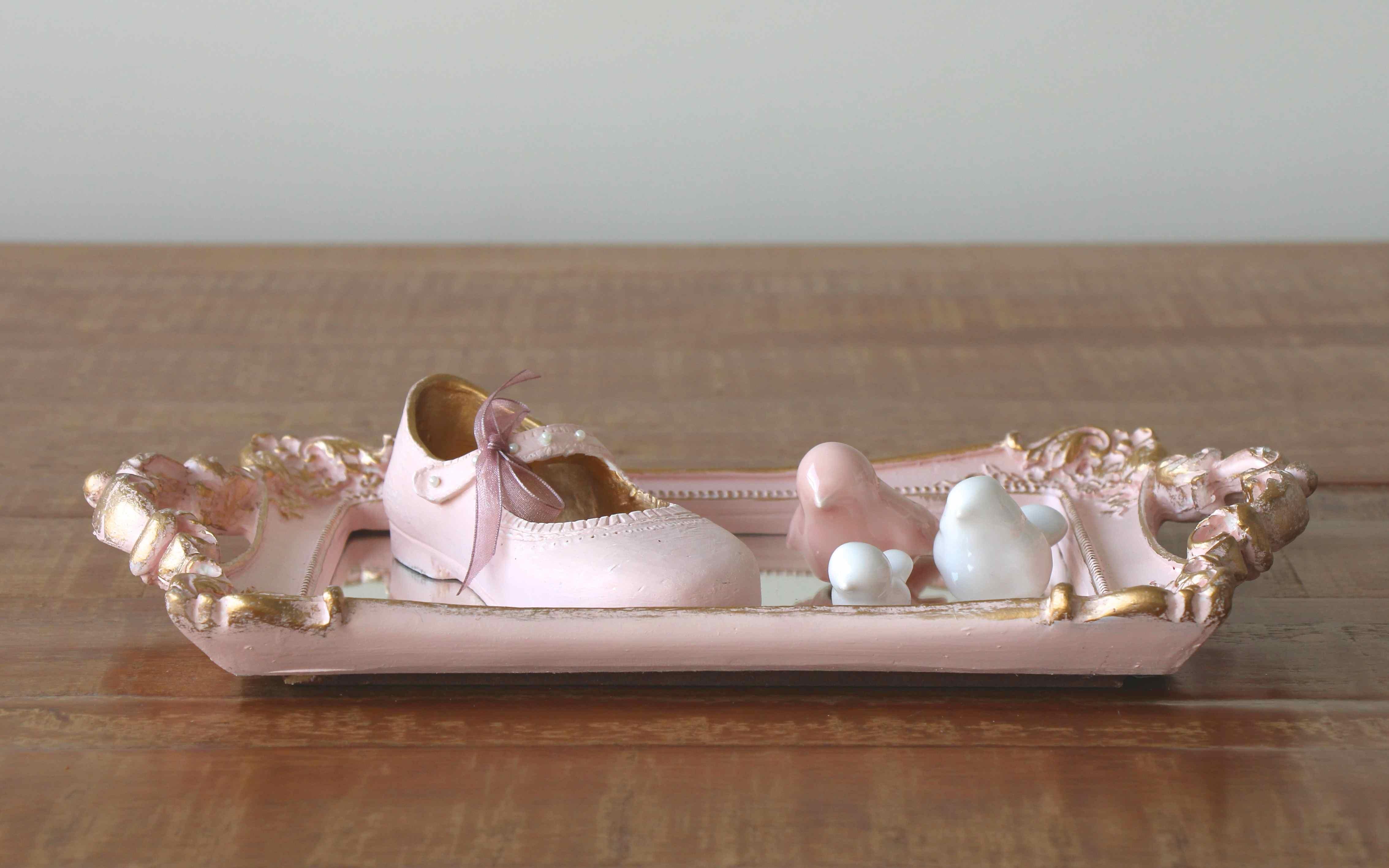 Bandejas de resina com pintura proven al lucilene andrea - Pintura de resina ...
