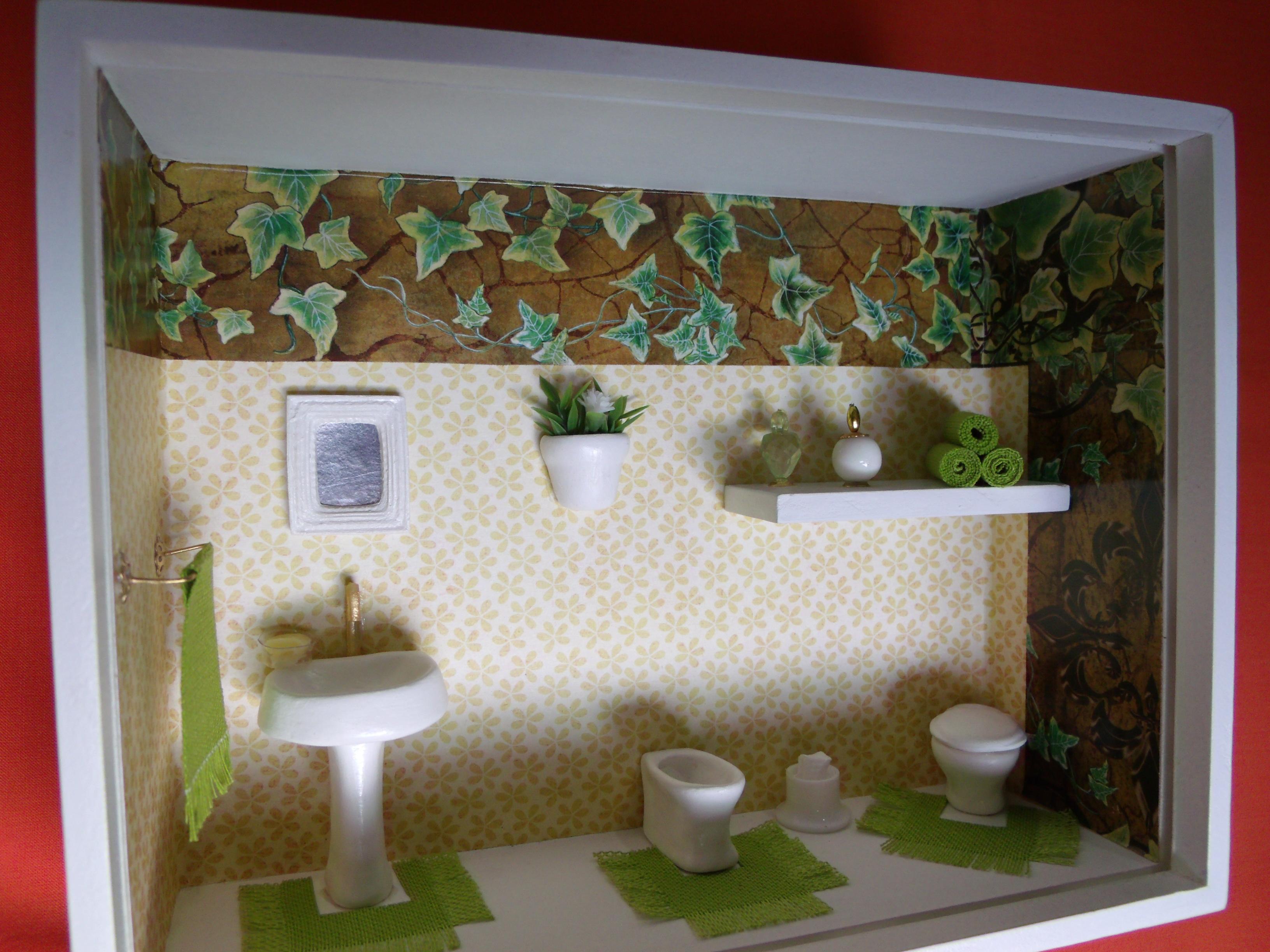 nicho de banheiro n presentes nicho de banheiro n quadro para banheiro #A0312B 3264x2448 Banheiro Com Nicho Vermelho