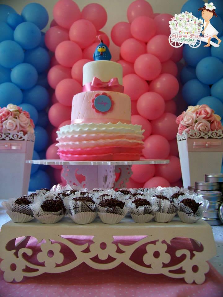 Decoraç u00e3o clean Galinha Pintadinha rosa Menina Prendada Festas Personalizadas Elo7 -> Decoração De Festa Galinha Pintadinha Rosa