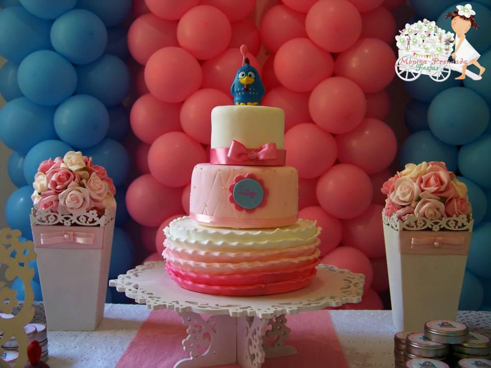 decoracao festa galinha pintadinha rosa: clean-galinha-pintadinha-rosa decoracao-clean-galinha-pintadinha-rosa