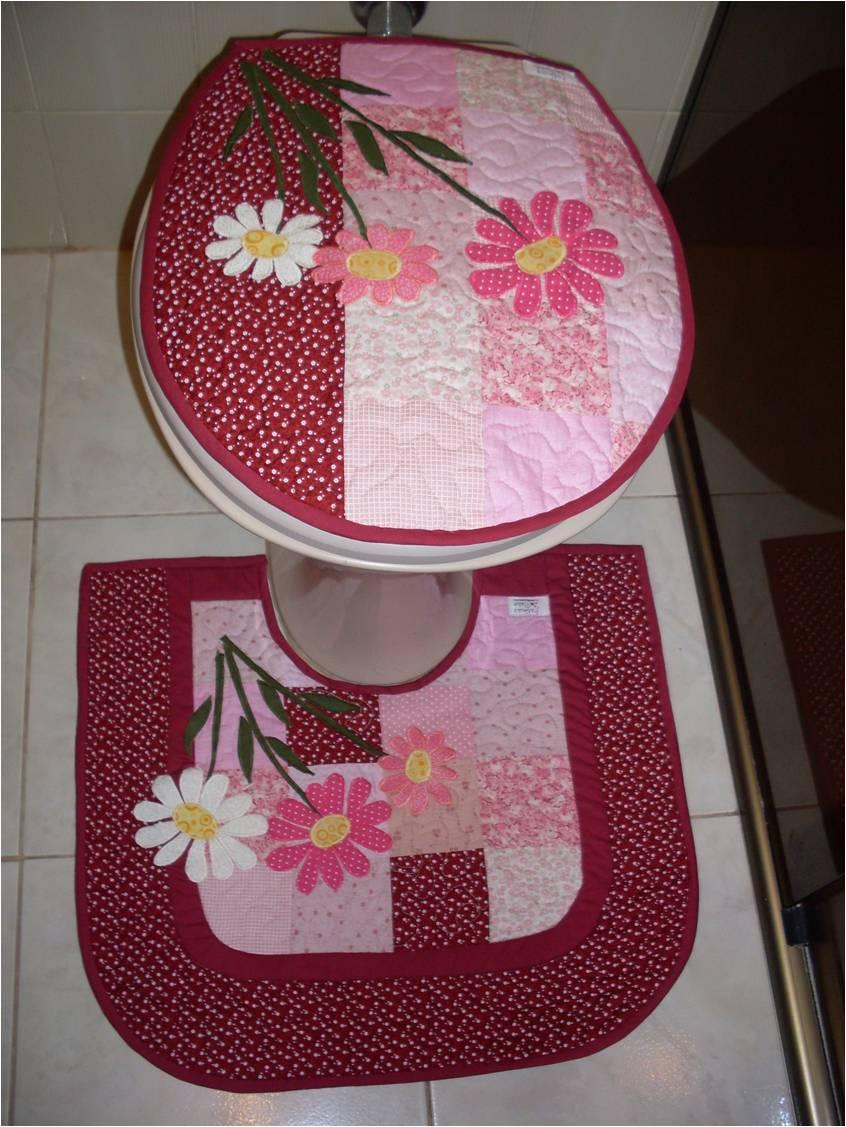 Patchwork Em Tapete De Banheiro : Tapete Para Banheiro Patchwork Tapete Confeccionado Com Tecido Toalha