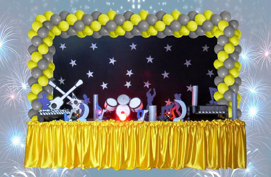 decoracao festa balada infantil:decoracao-infantil-tema-tenn-balada-decoracao