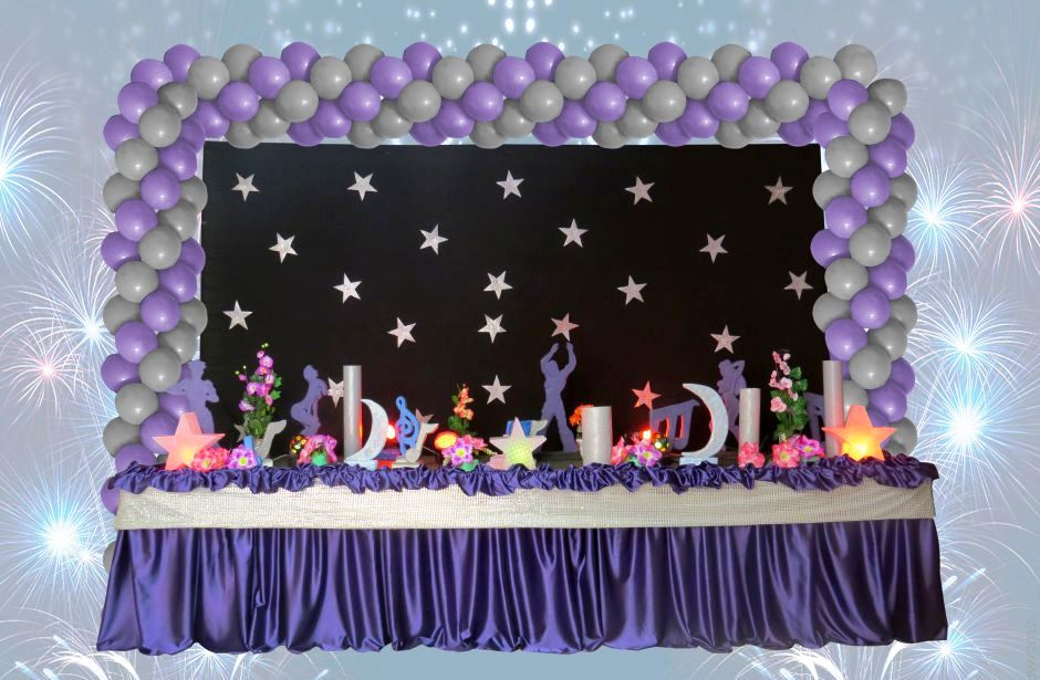 decoracao festa balada infantil:decoracao infantil tema tenn balada balada decoracao infantil tema