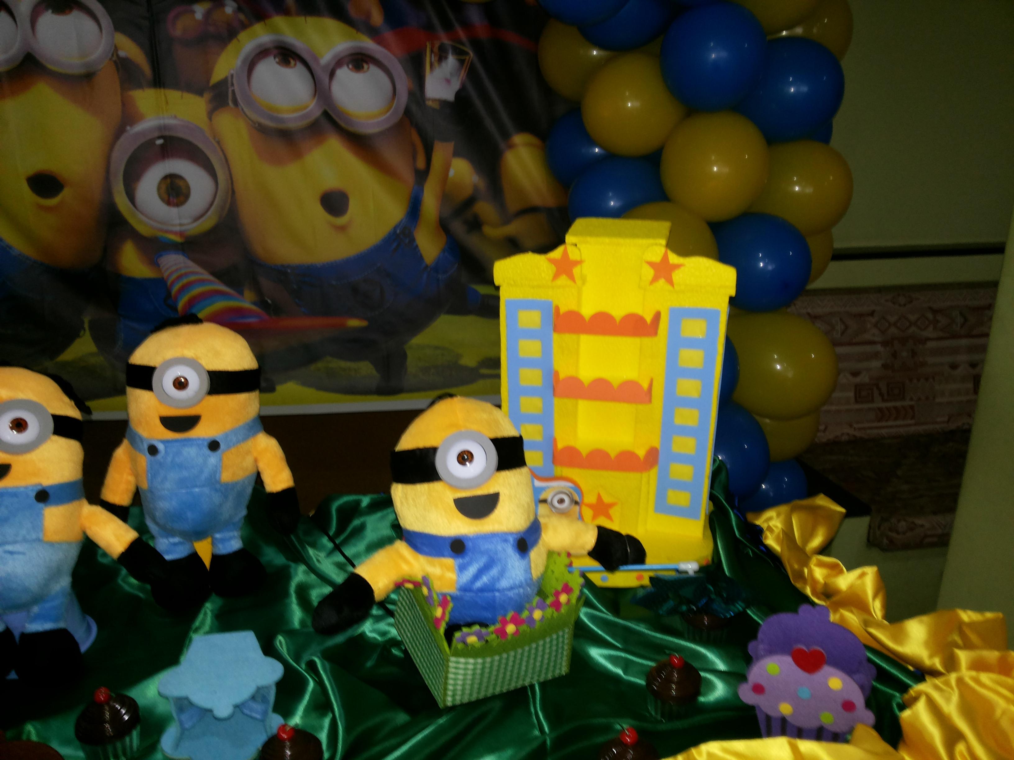 decoracao festa minions : decoracao festa minions:decoracao-de-festa-minions-locacao decoracao-de-festa-minions-malvado