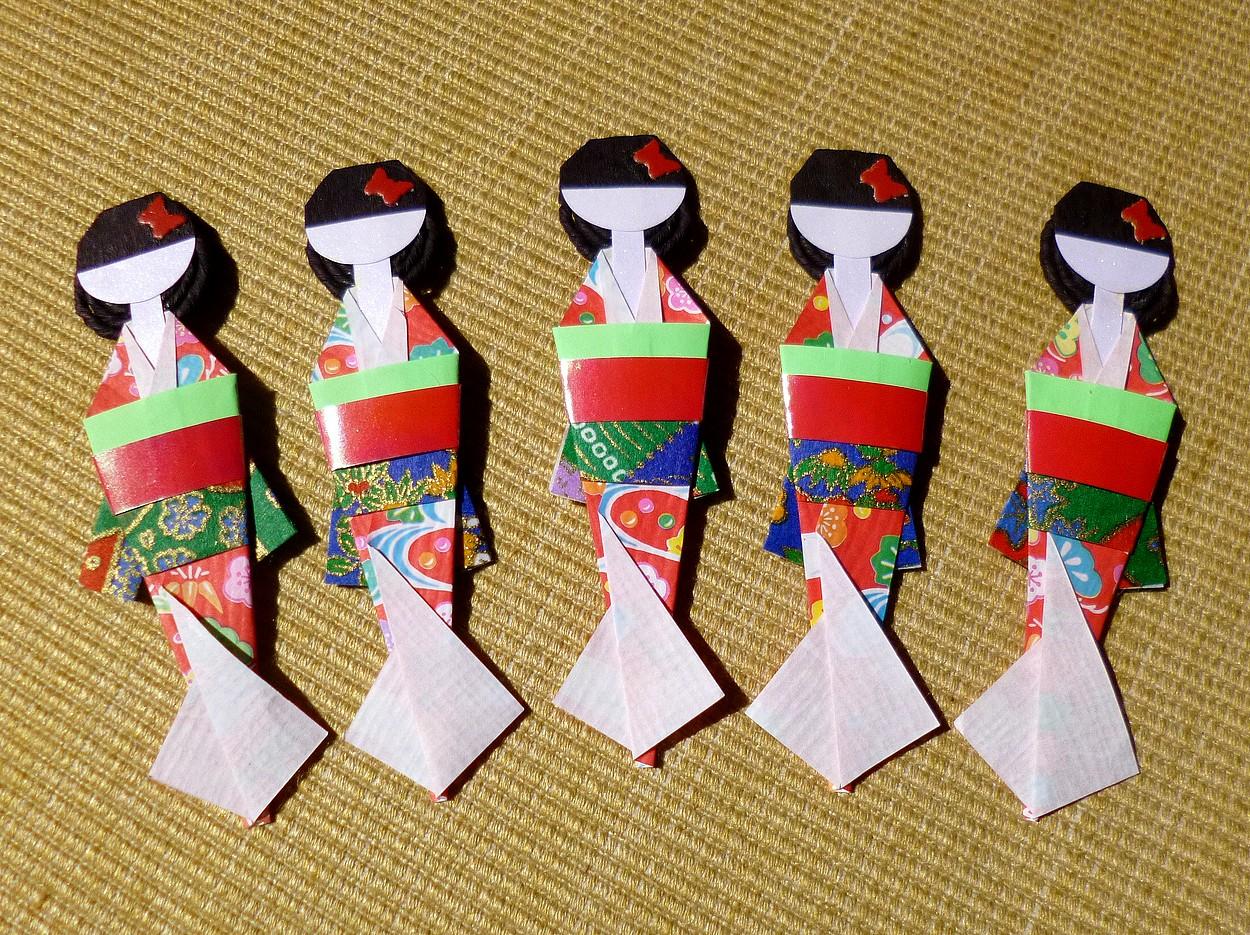Arte Artesanato Japonês ~ Boneca JAPONESINHA para Natália Mom u00f4 Artesanatos Elo7