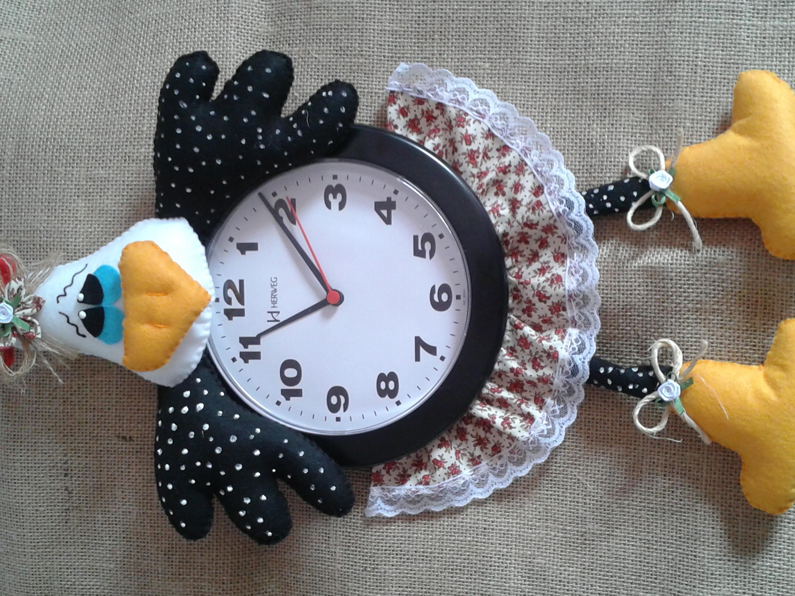 galinha d angola cozinha relogio decorado galinha d angola relogio de