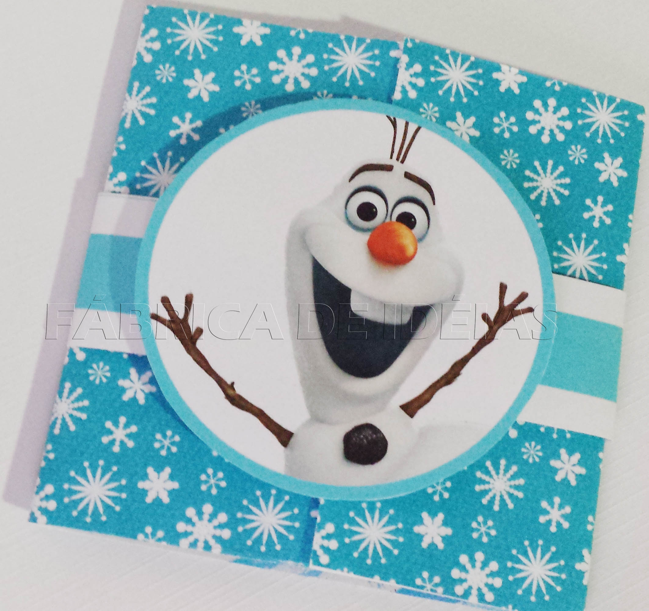 Scrap Convite Frozen em Scrap Convite Frozen em Scrap Convite Frozen