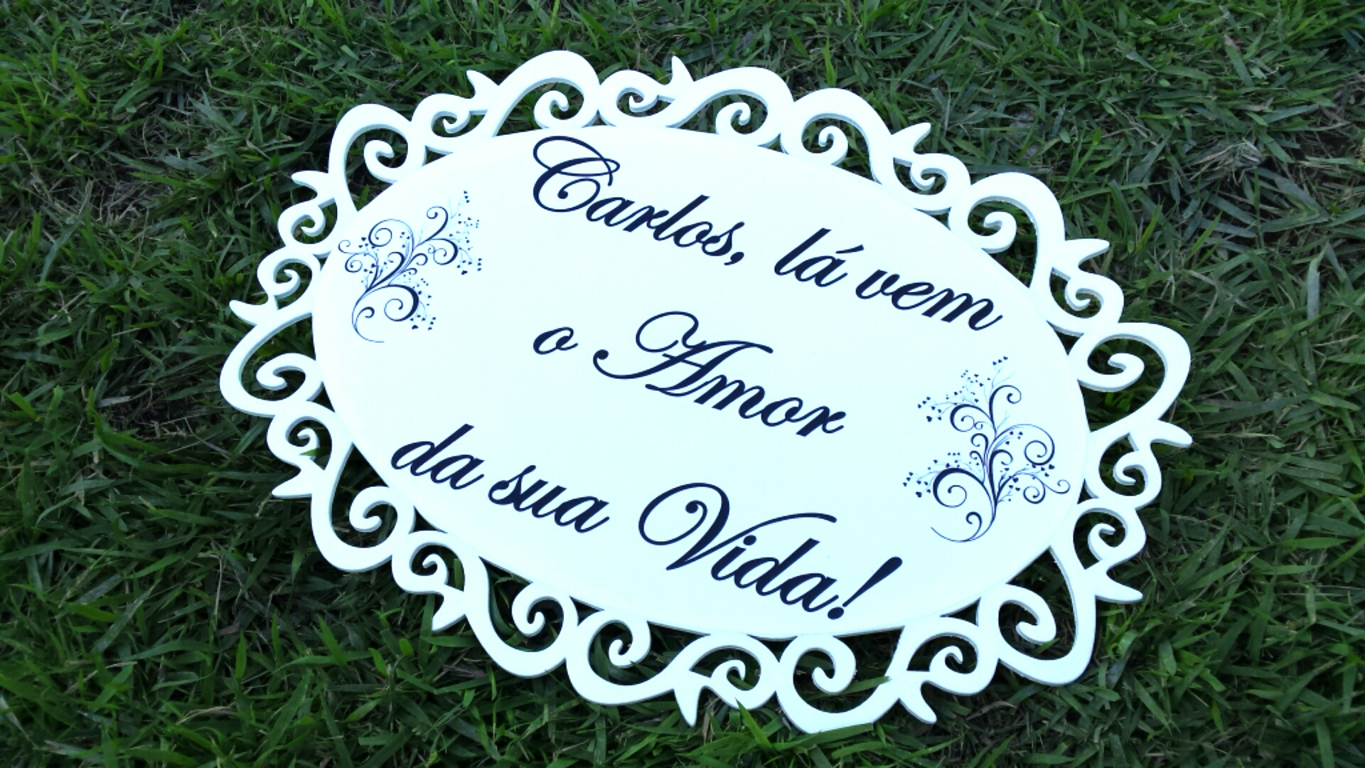 Frases Para As Placas De Entrada
