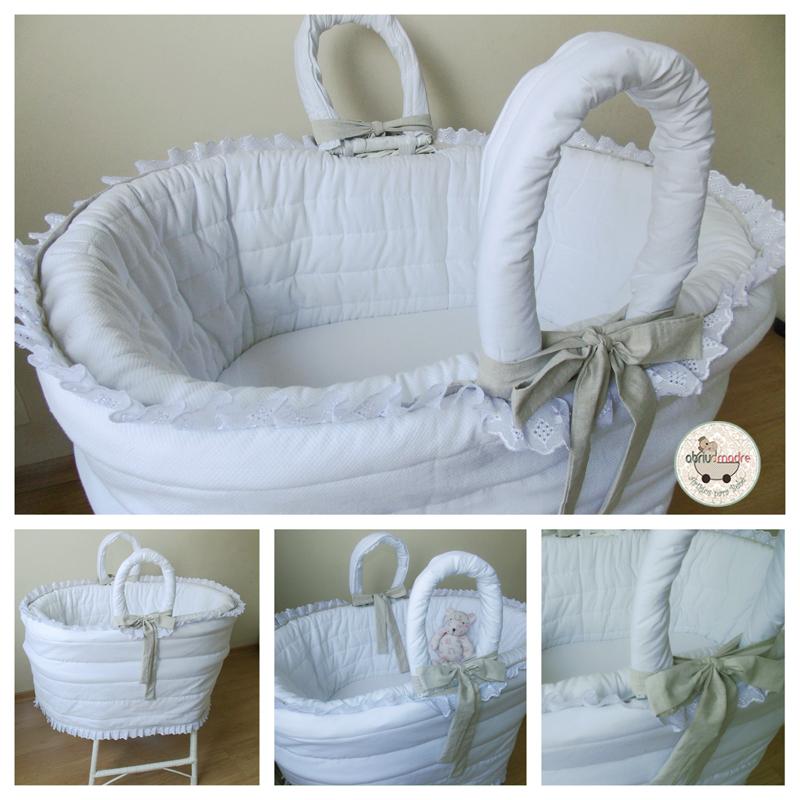 Mois s de vime para beb princebed abriu a madre artigos - Moises clasicos para bebes ...