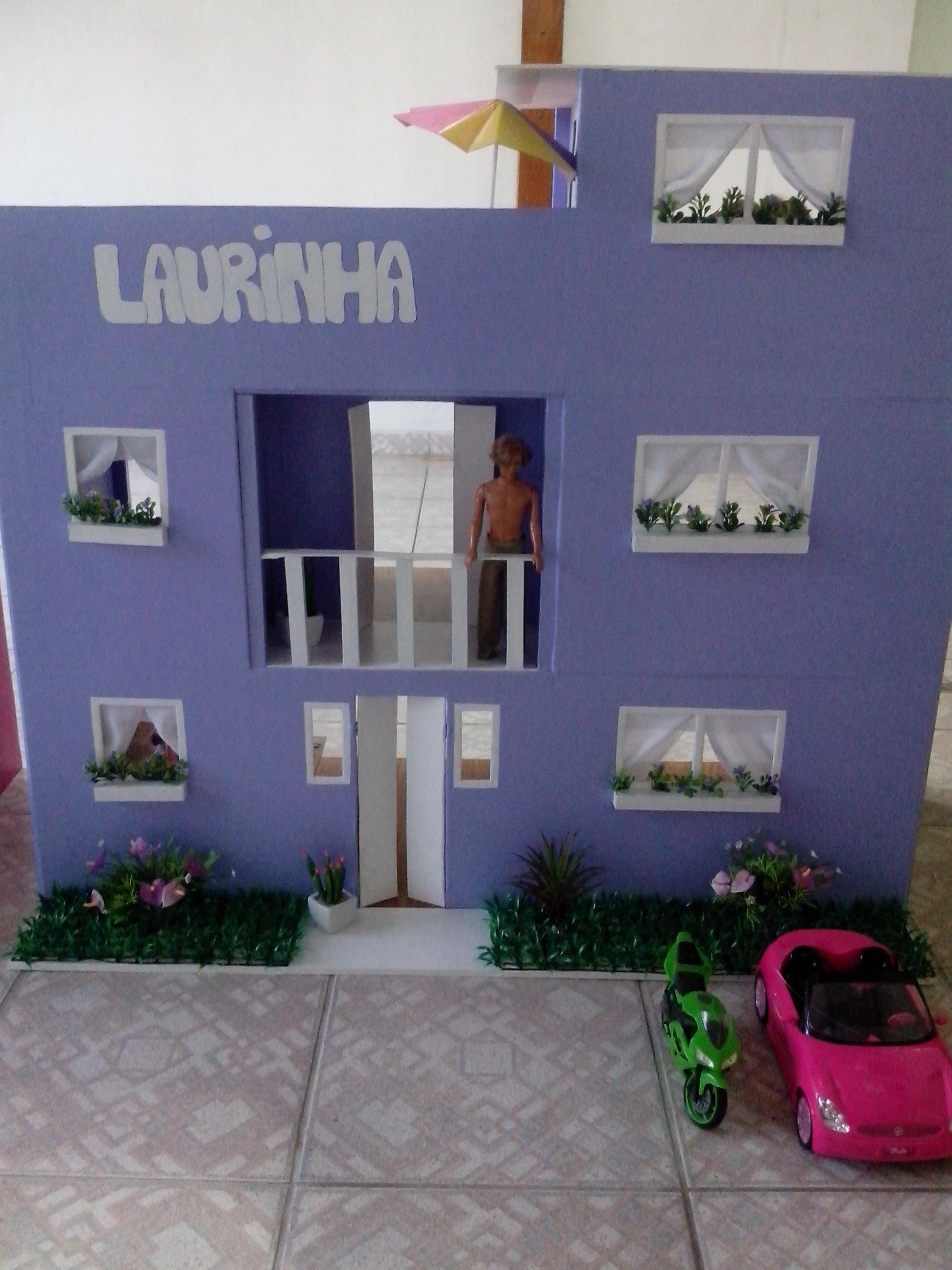 casinhas de bonecas para barbie moveis de madeira casinhas de bonecas #77283C 1944x2592