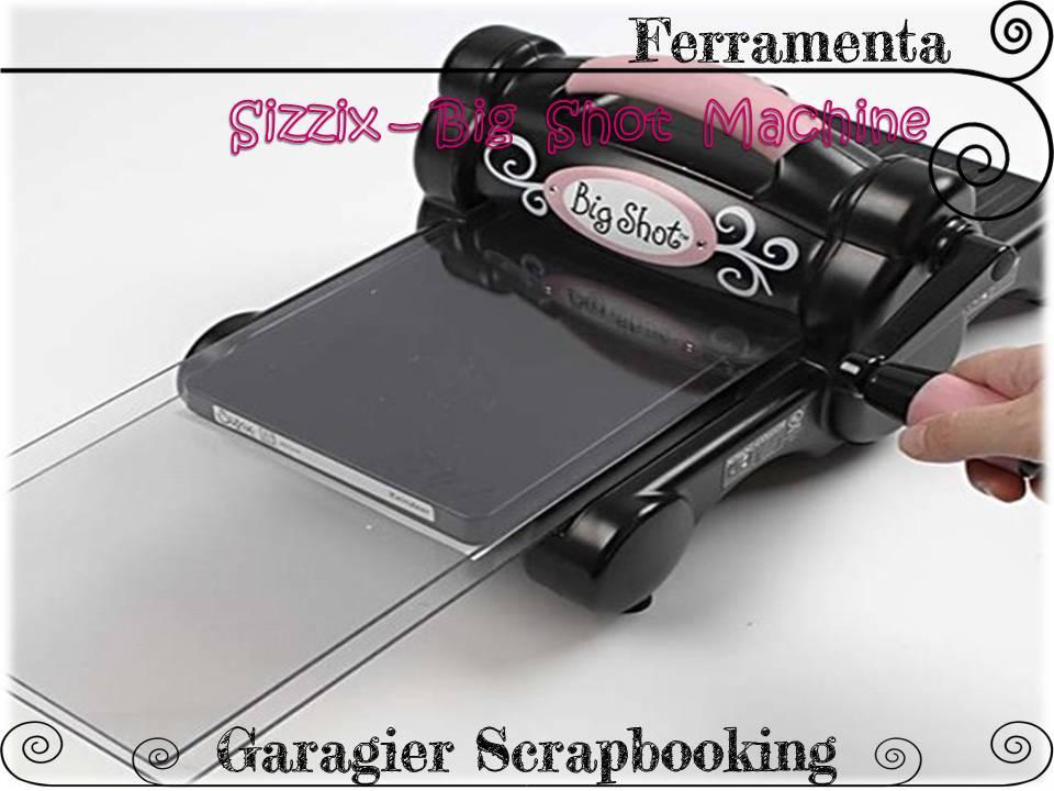 sizzix big machine only black pink
