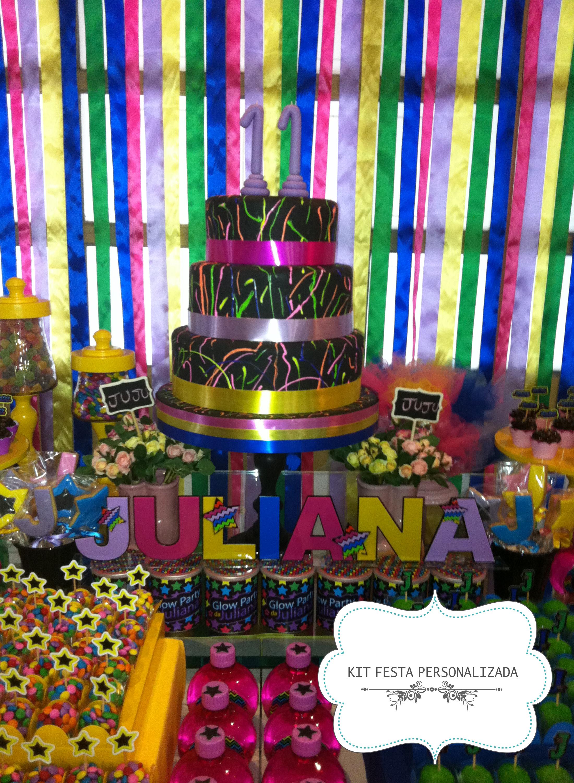 decoracao festa neon:festa-glow-festa-neon-festa-personalizada festa-glow-festa-neon