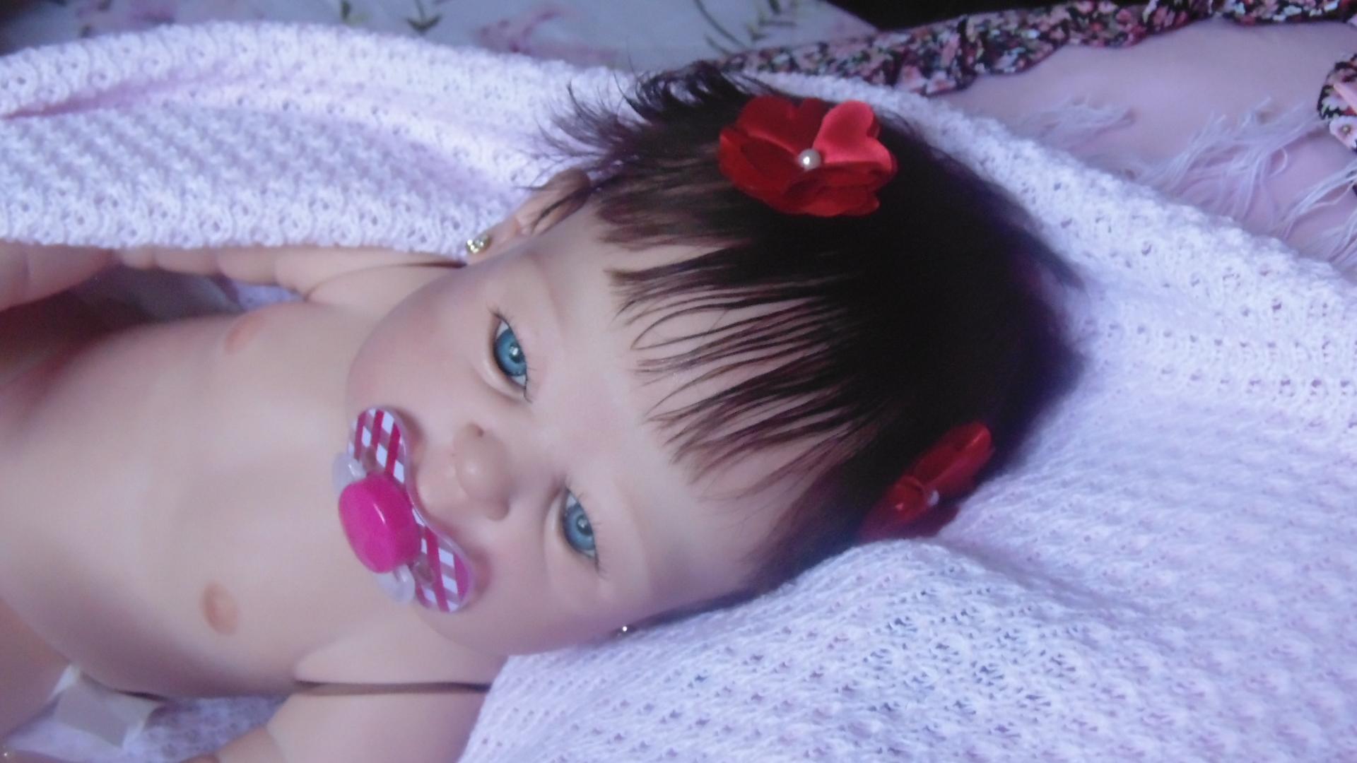 Boneca Reborn Bebà ª Reborn Fada Promoà §à £o R 450 ...