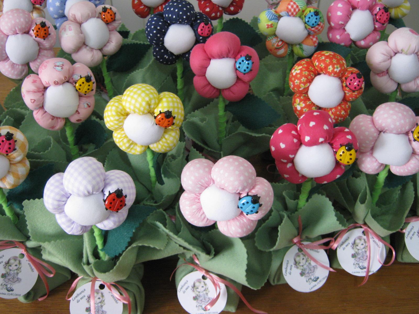 enfeites para festa infantil tema jardim : enfeites para festa infantil tema jardim:centro de mesa flor com 30 peças