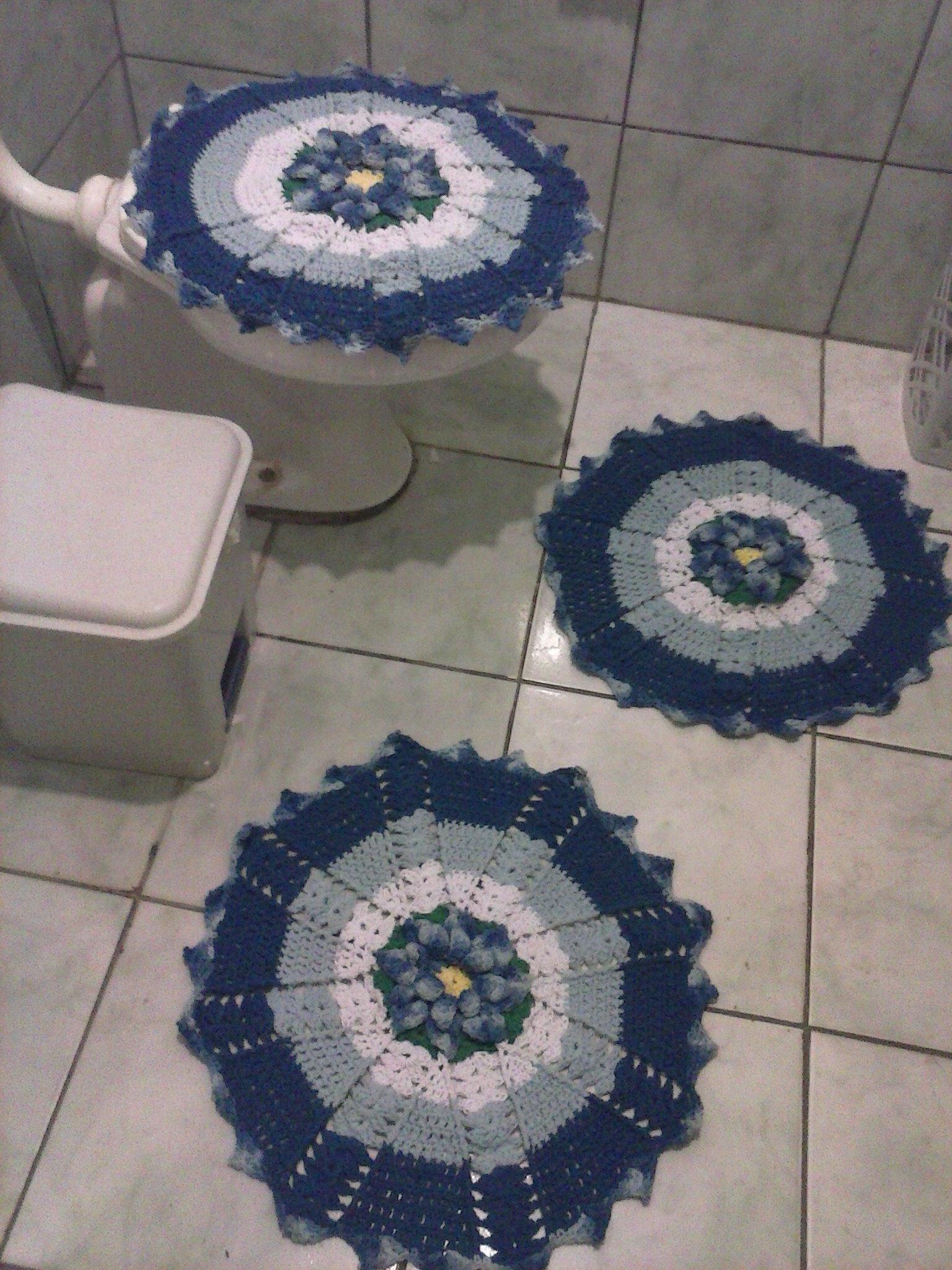 redondo banheiro