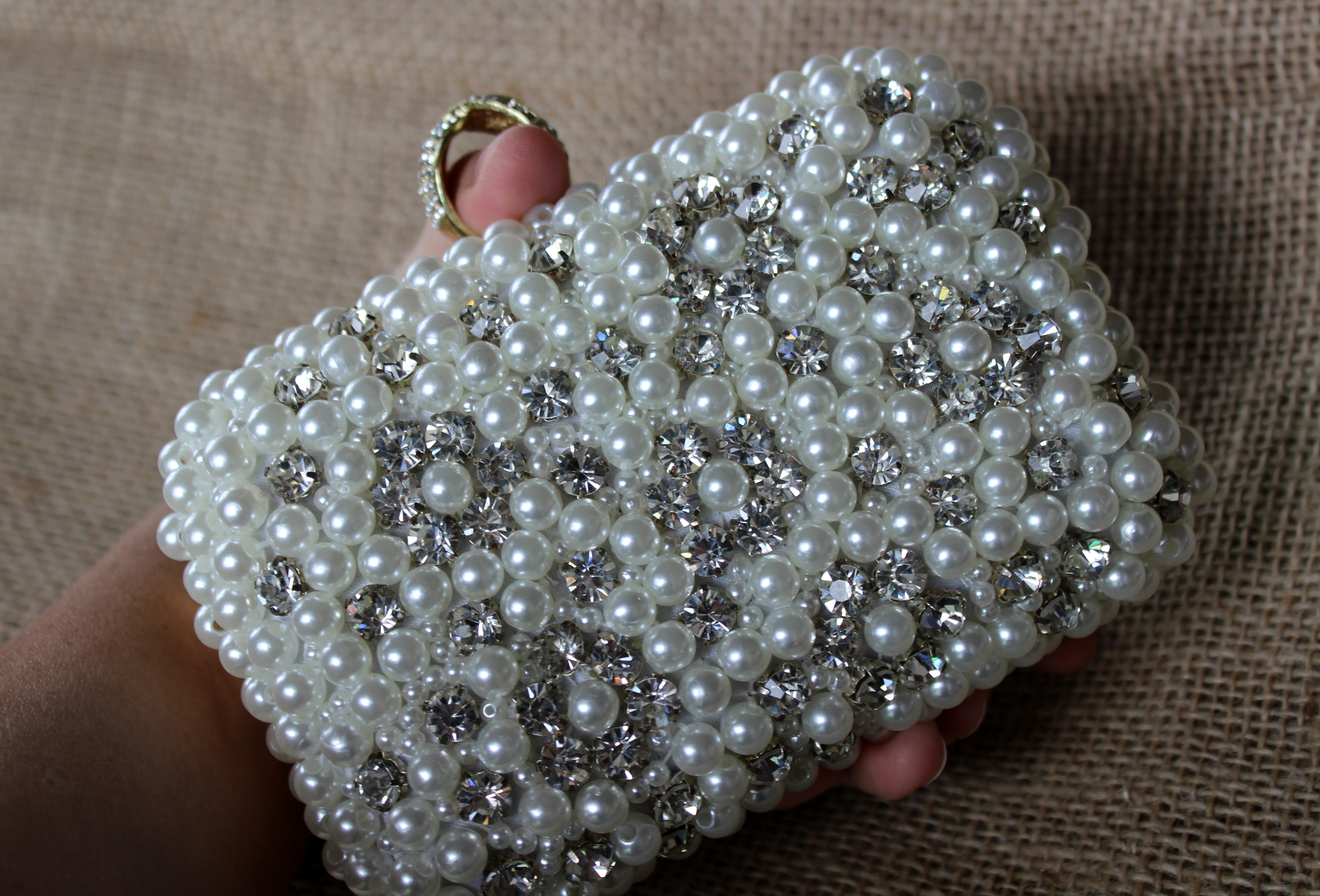Bolsa Madrinha : Bolsa de festa clutch ref bf o santo casamento