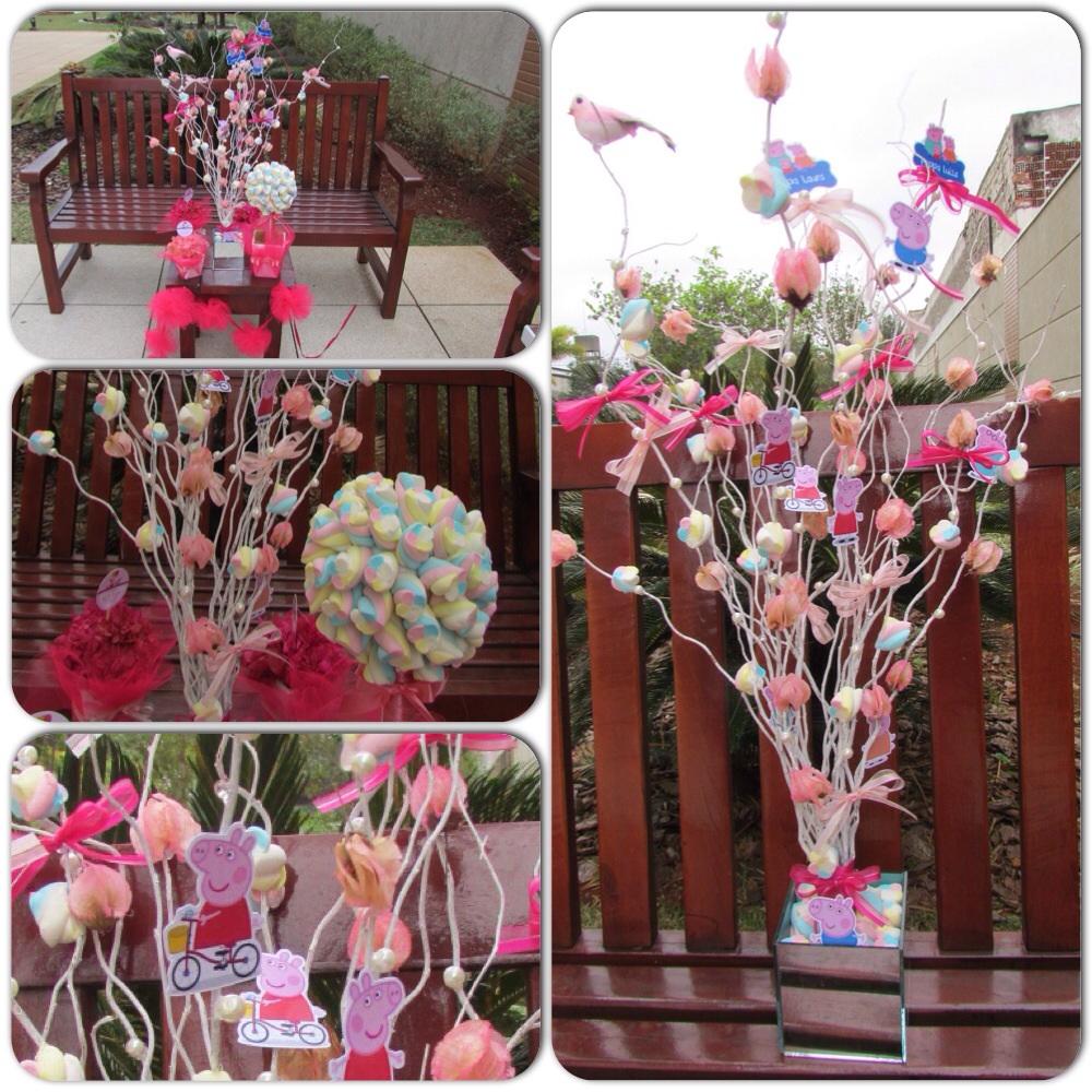 kit decoracao casamento:kit-festa-pompom-pink-rosa-i-decoracao-casamento