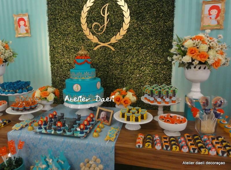 decoracao festa valente:festa-personalizada-valente-festa-azul
