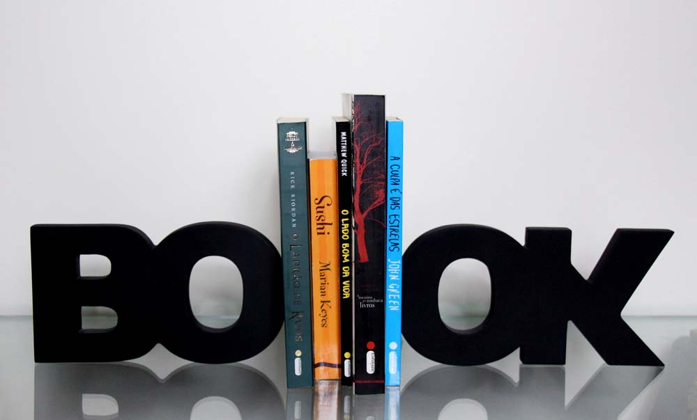 Adesivo Para Barra De Led ~ Banal Girl Aparadores de livros #NeedsDeUmLeitor