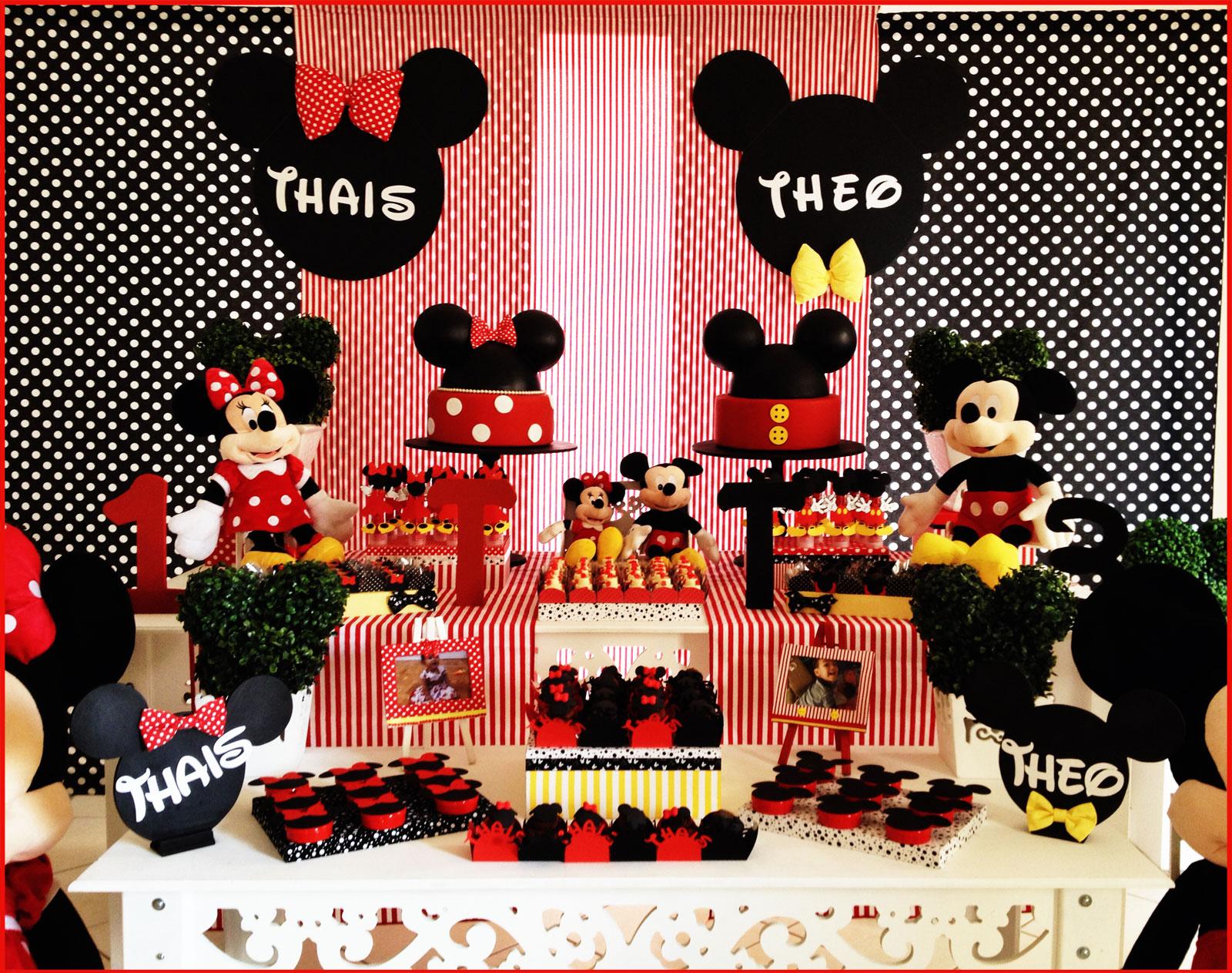 decoracao festa mickey : decoracao festa mickey:Decoracao De Festa Mickey E Minnie