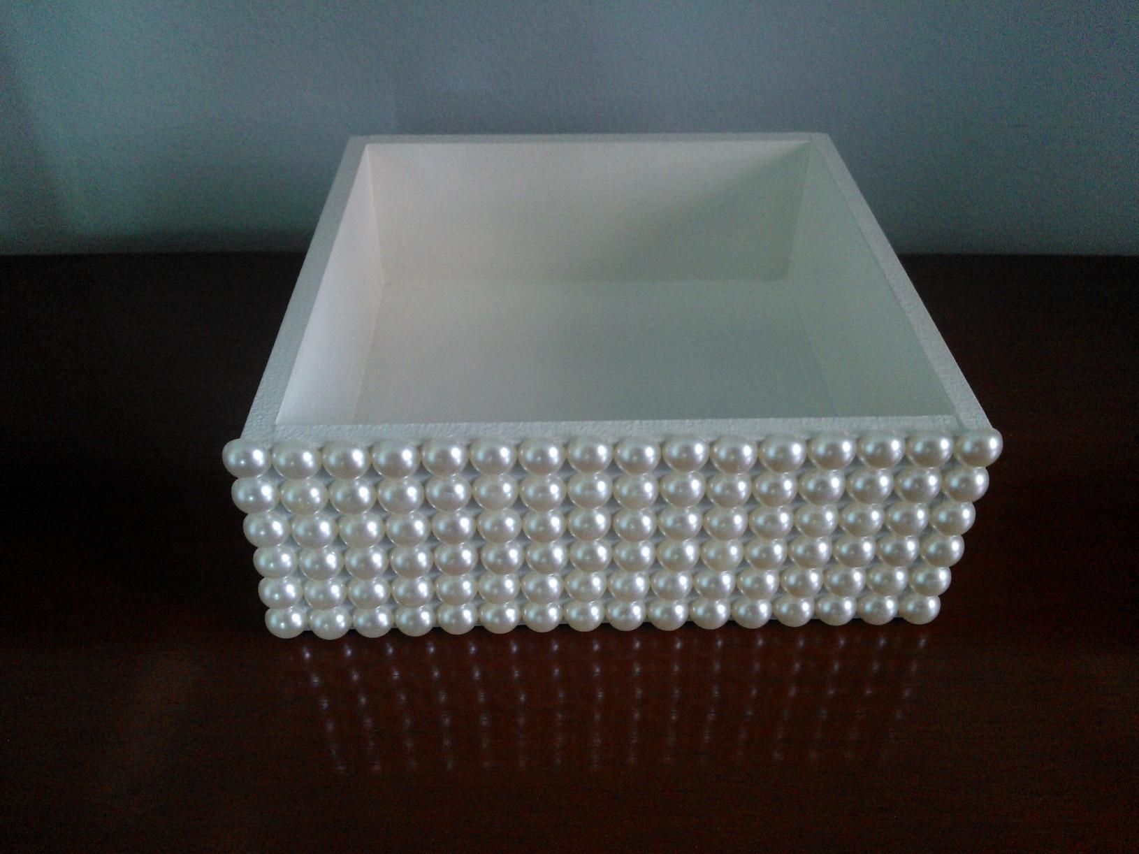caixa mdf decorada com perolas caixa decoracao #1A130F 1630x1222