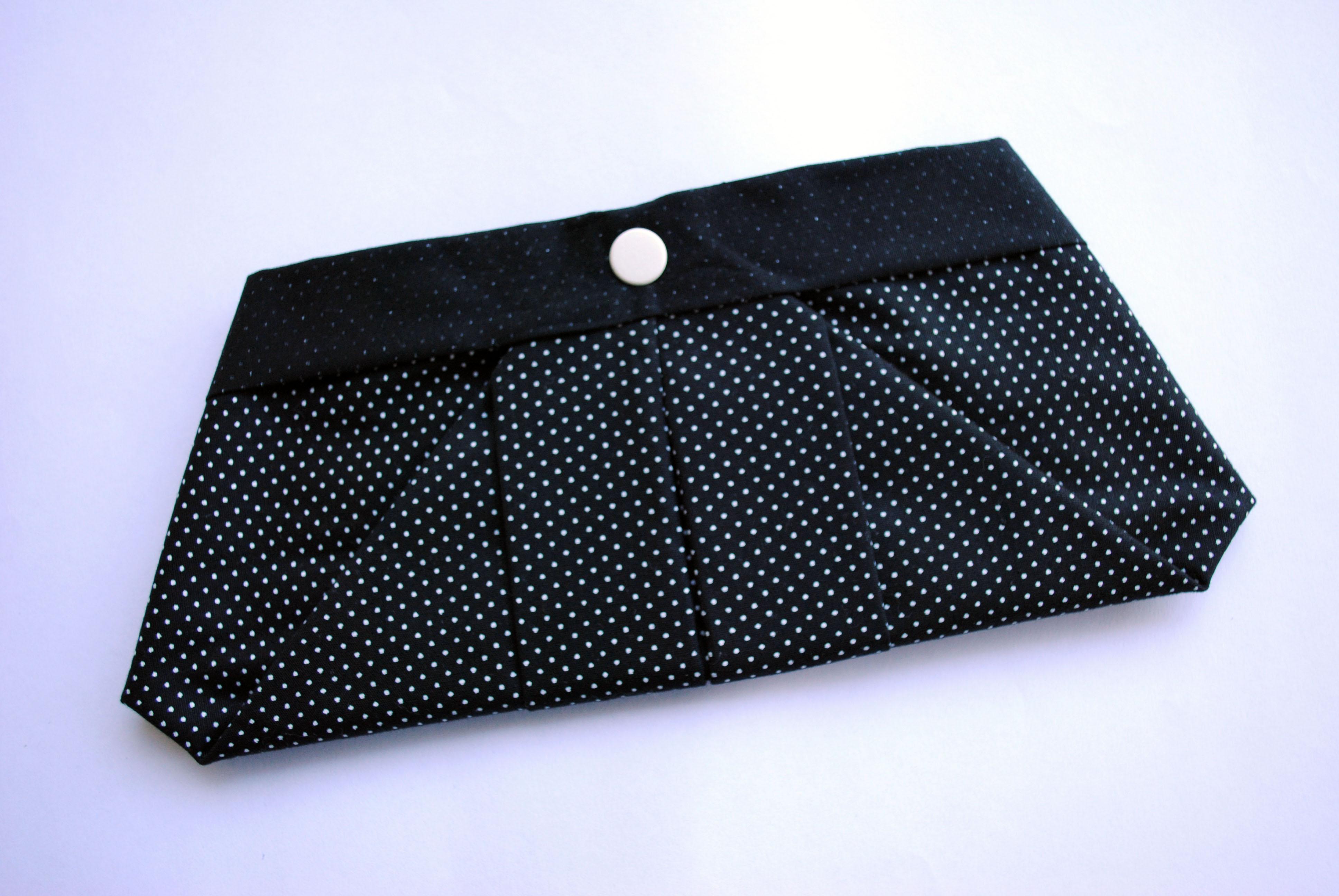 Bolsa Em Origami De Tecido : Porta ?culos tecido estampada morangos bety butterfly elo