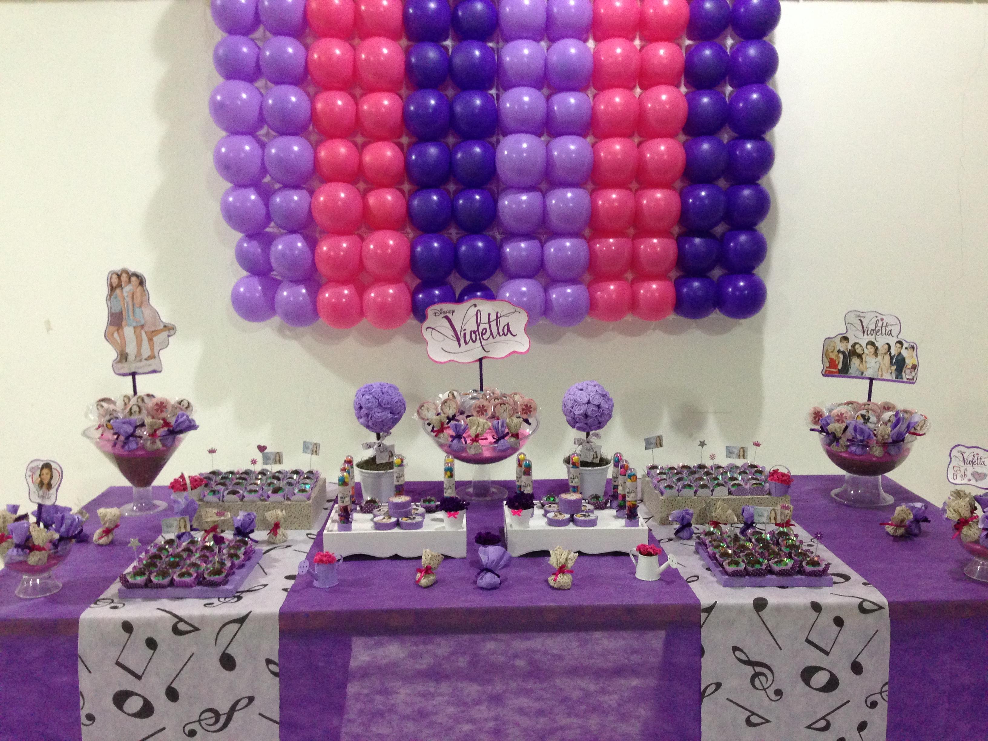 decoracao festa violeta: festa violetta disney festa violetta disney festa violetta disney