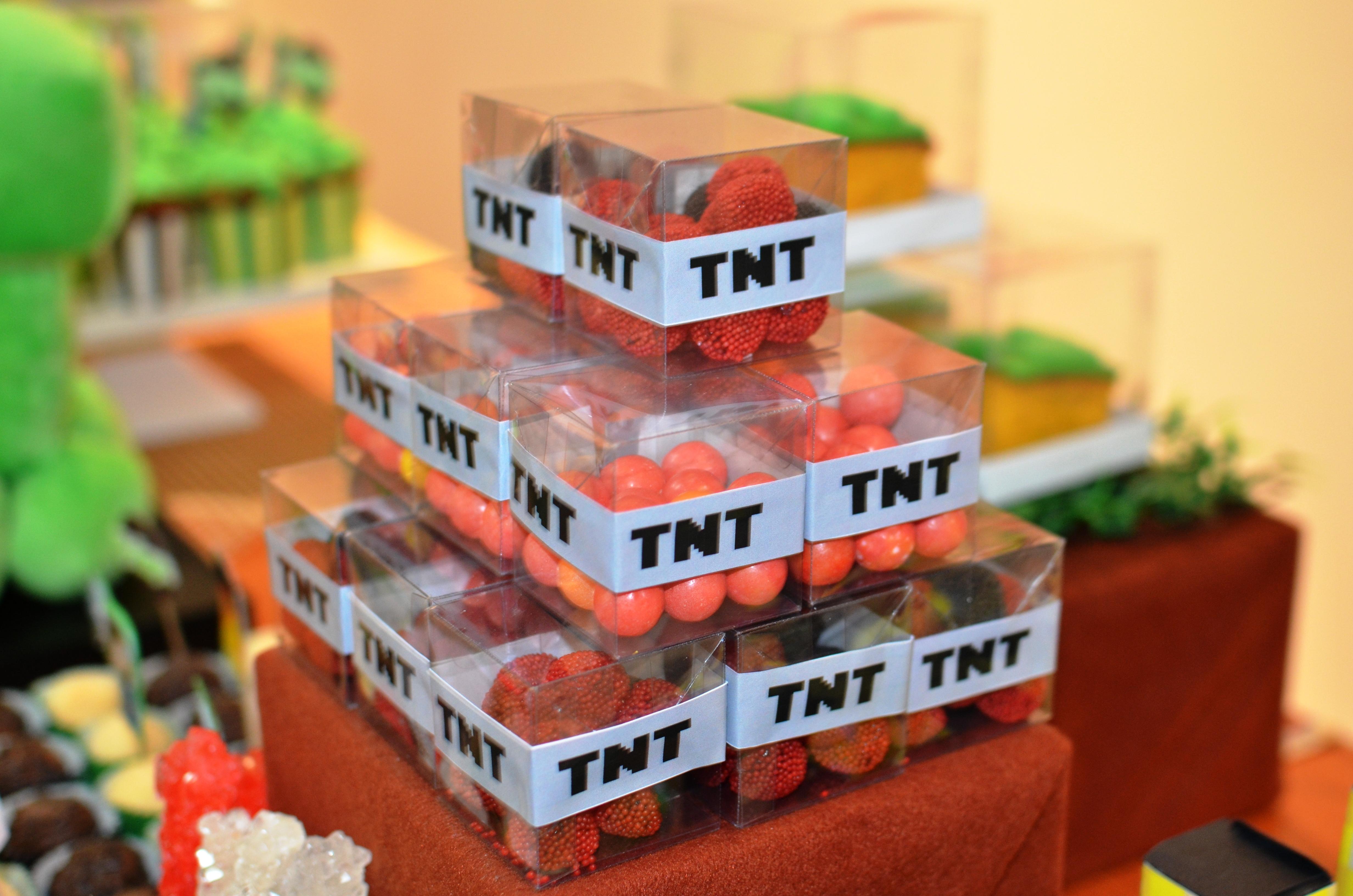 Decoração Minecraft  Ateliê Cinthilante  Elo7 -> Decoracao De Banheiro No Minecraft
