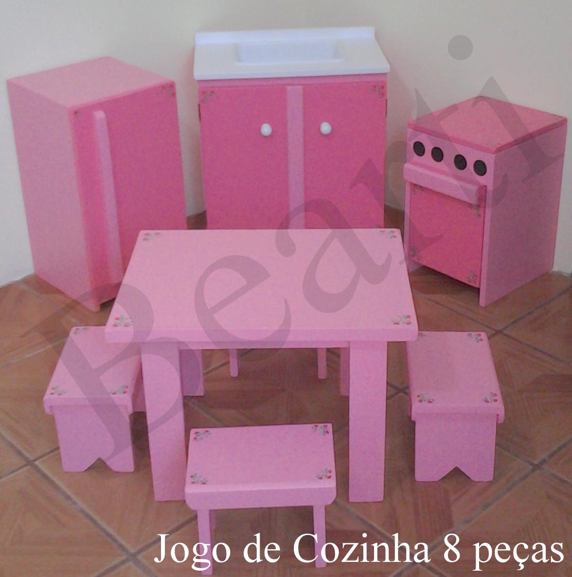 casinha de boneca 2 0 x 2 0 moveis 8pc casa de boneca.jpg #8F3C5F 1176x1185