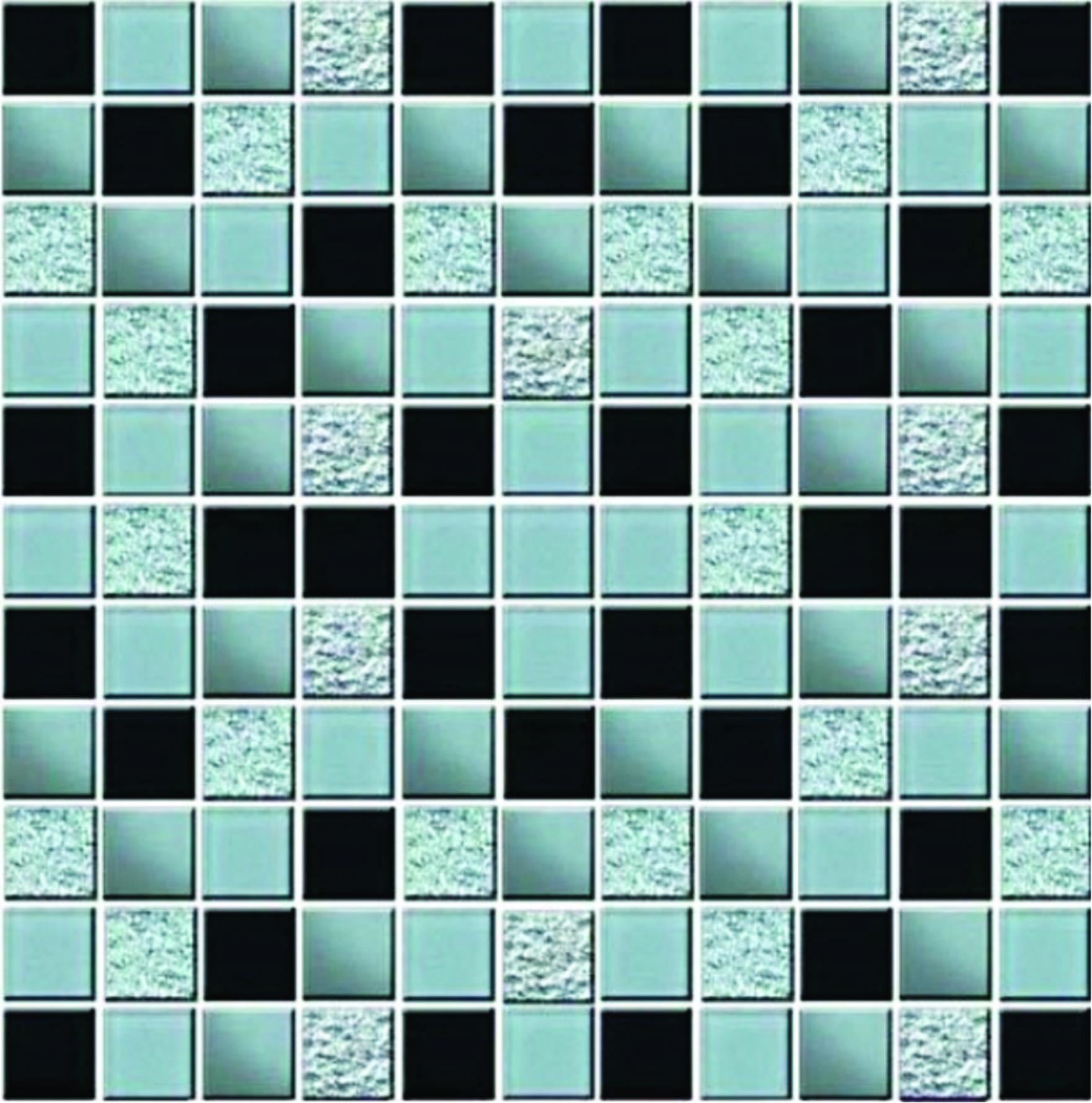 Adesivo Decorativo Azulejo pastilha 6  Adesi Color  Elo7 -> Banheiro Com Azulejo Que Imita Pastilha