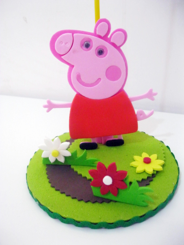 Centro de mesa peppa pig cachep para centro de mesa peppa for Mesa de peppa pig