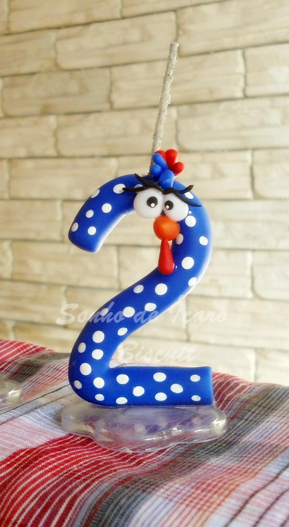 decoracao galinha pintadinha azul e amarelo:vela-magica-galinha-pintadinha-festa-galinha-pintadinha.jpg