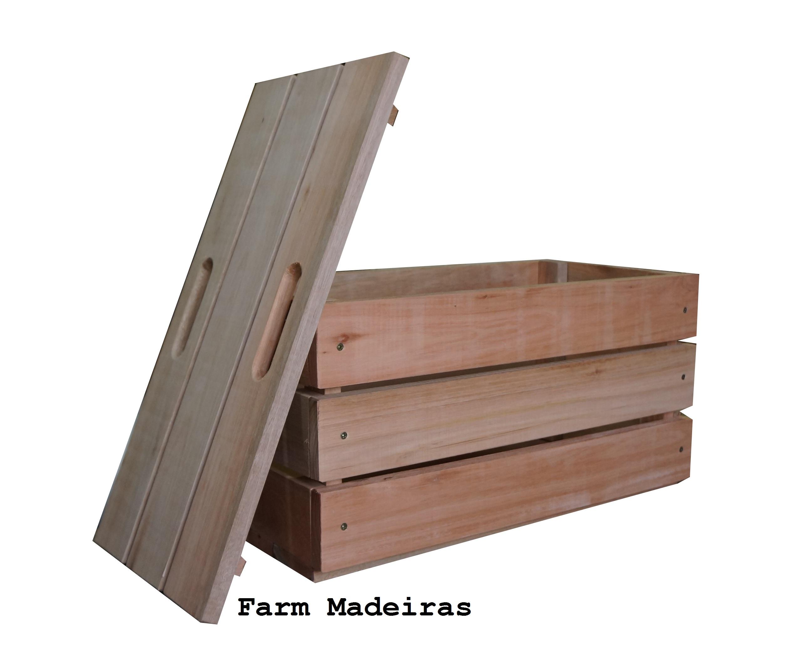 bau caixote de feira em madeira caixa feira bau caixote de feira em  #37251C 2577x2085