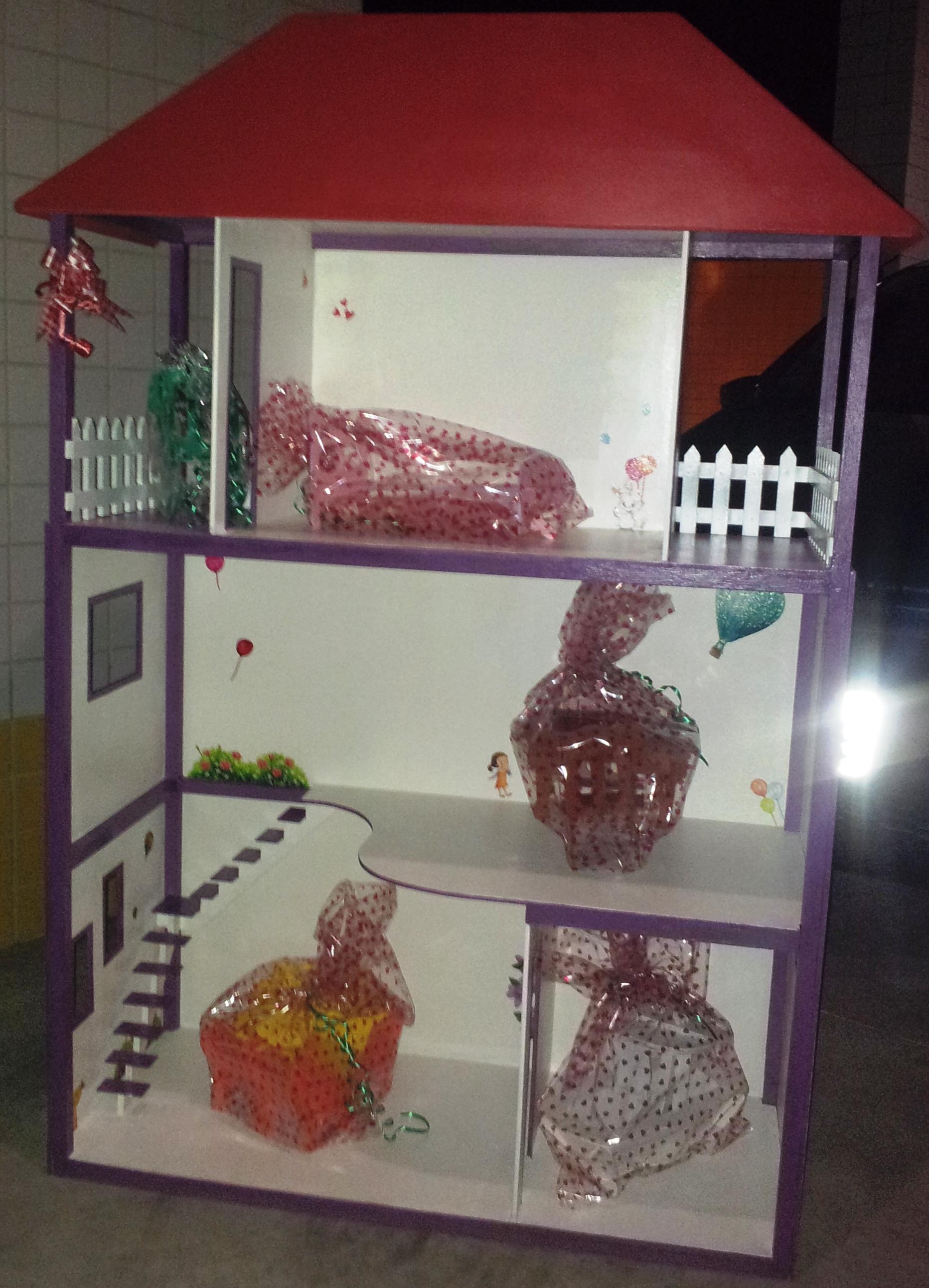 Pin Moveis Barbie Para Casa De Boneca Barbie Princesas on Pinterest #6D2C2C 1864x2583