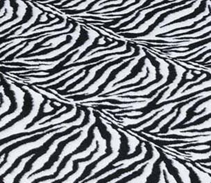 Tapete ondulado zebra ou on a casa das cortinas e for Zebra tapete