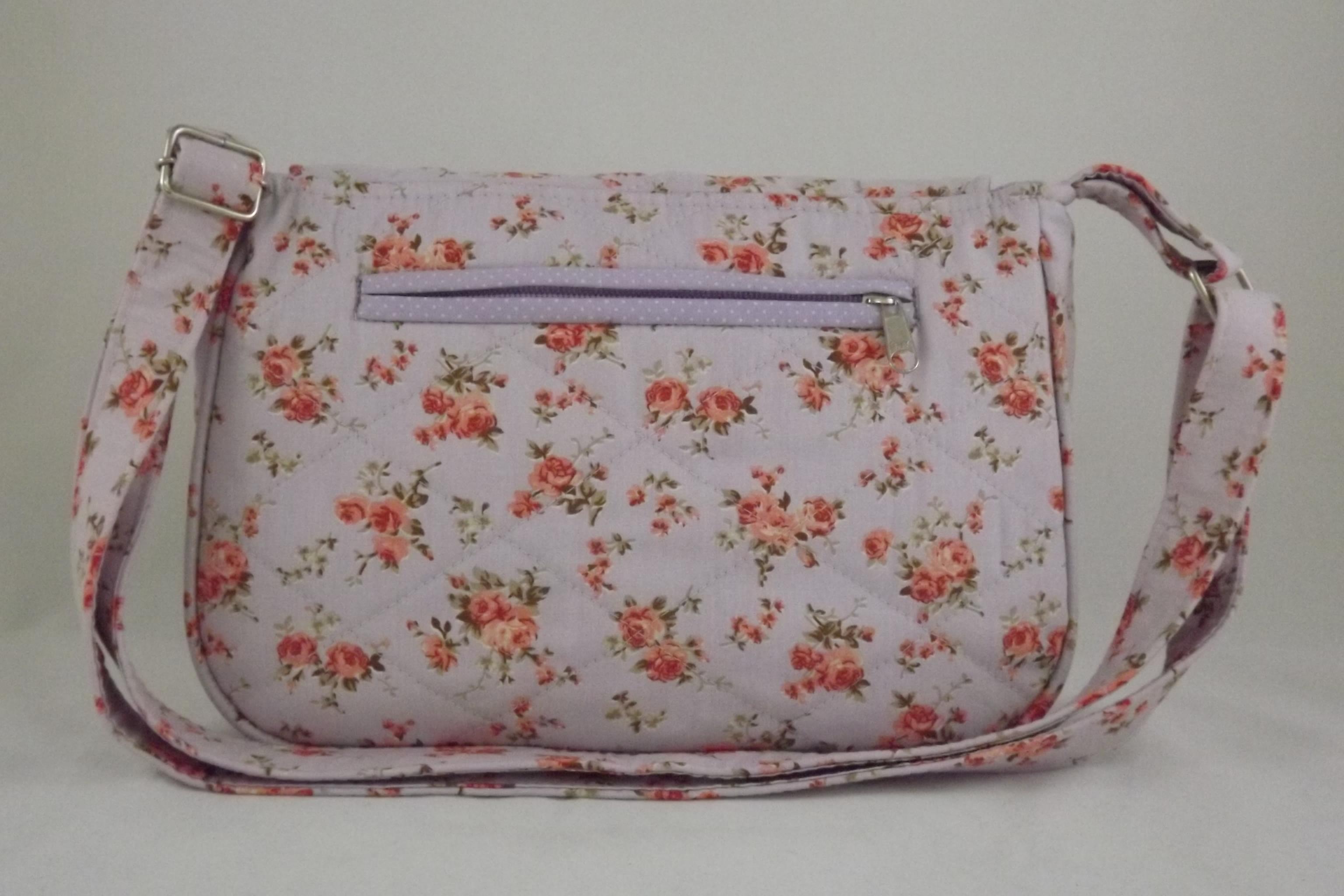 Muito Bolsa Carteiro Tecido Passo A Passo: Luzartes bolsa de patchwork  KI66