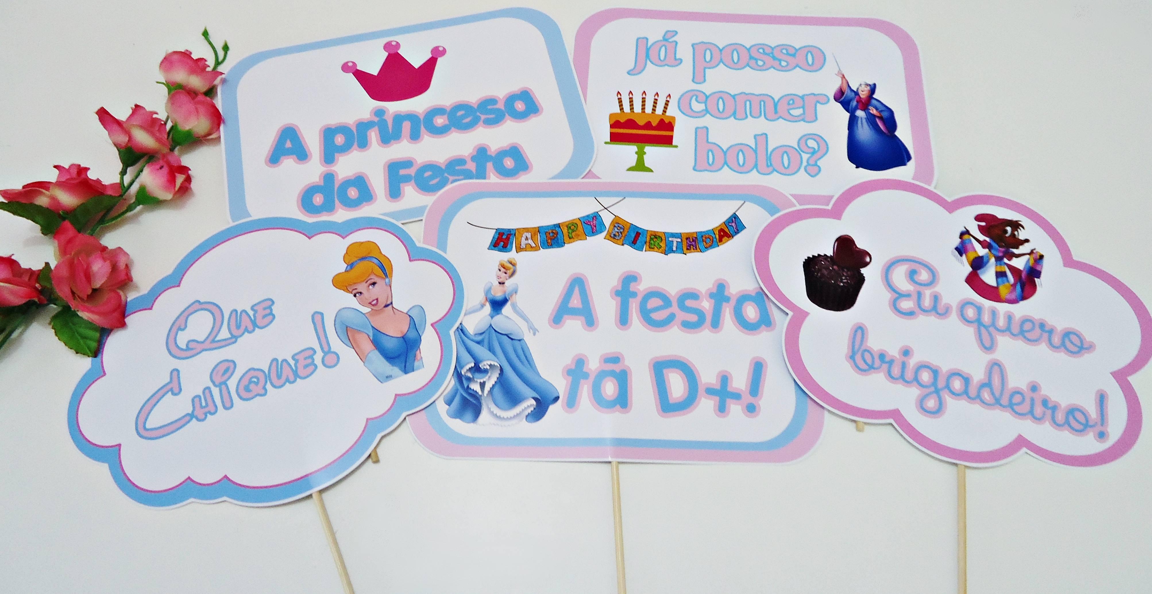 Plaquinhas para fotos festa infantil Plaquinhas para fotos festa  #AB2038 4011 2069