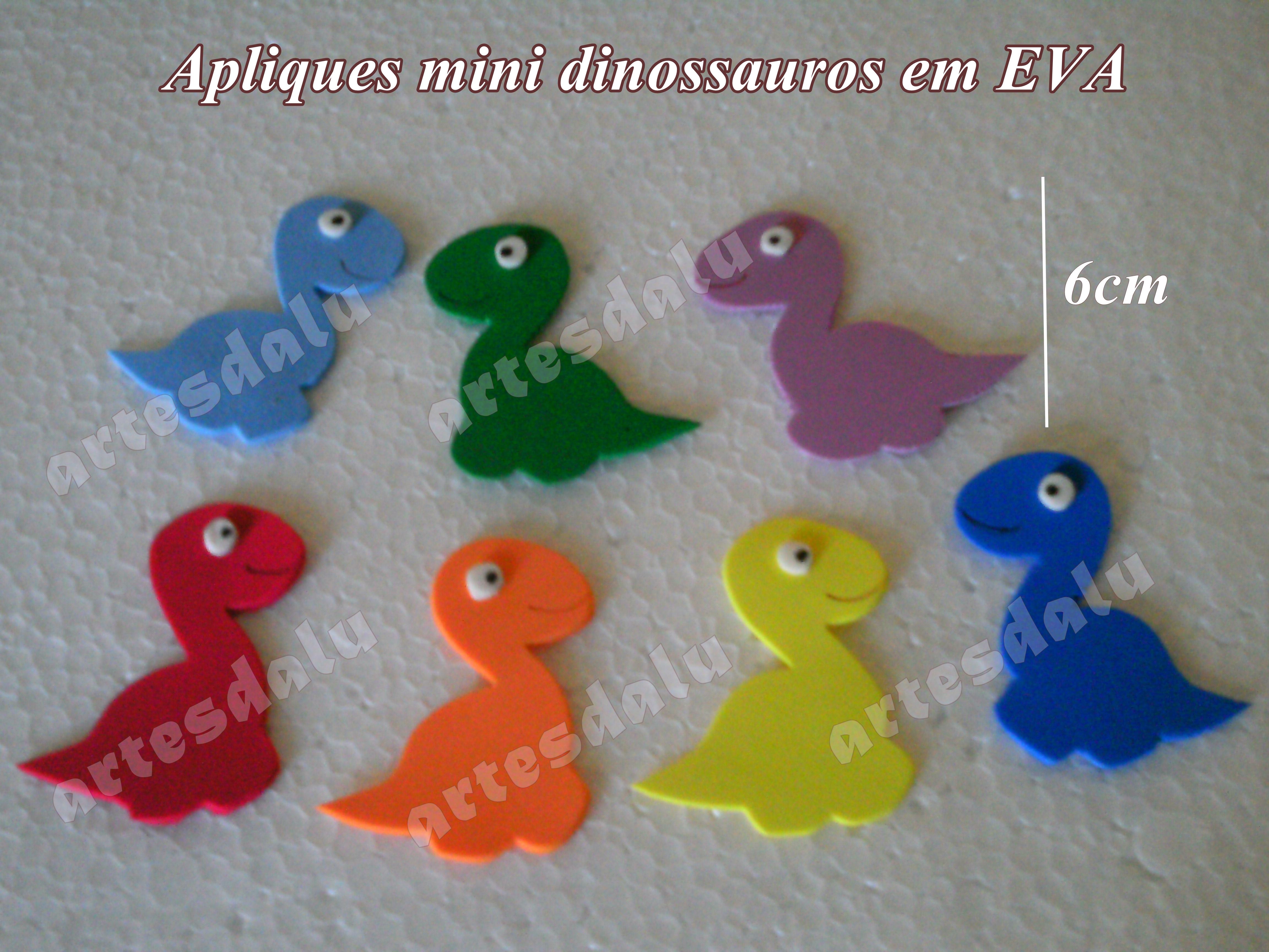 Chapéu EVA Dinossauro   Olha Isso !!!   Elo7