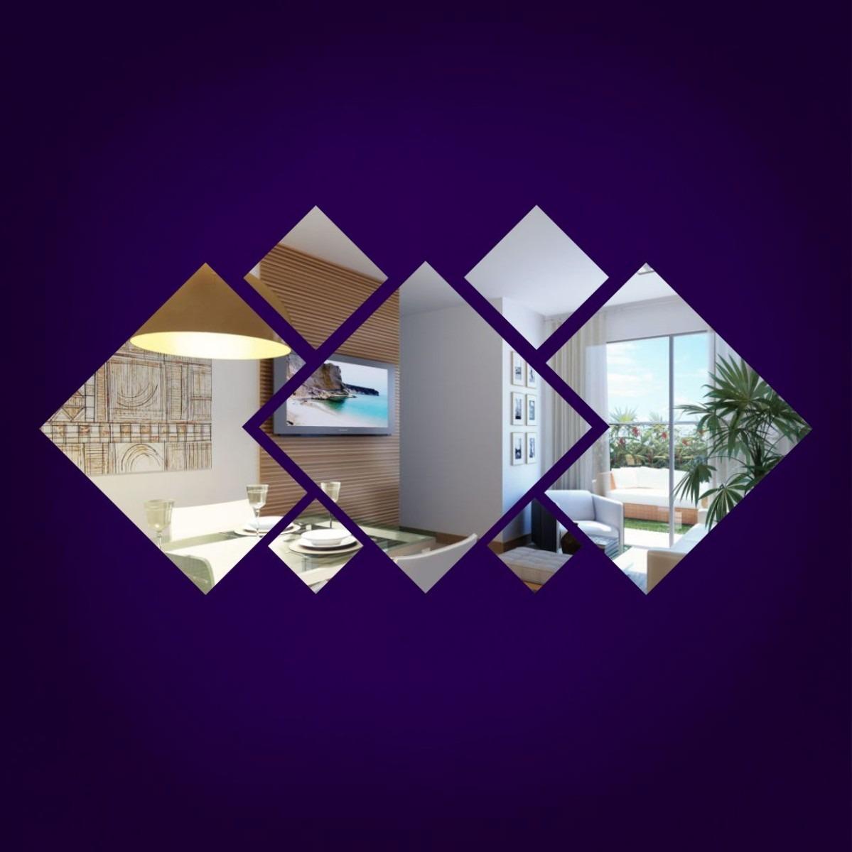 Artesanato Simples De Fazer ~ Espelho Decorativo Acrílico Quadrados Crie Decore Elo7