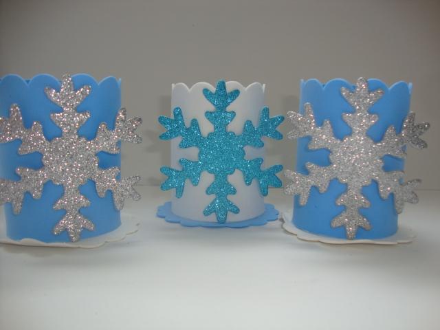 Famous centros de mesa frozen for Centros de mesa de frozen