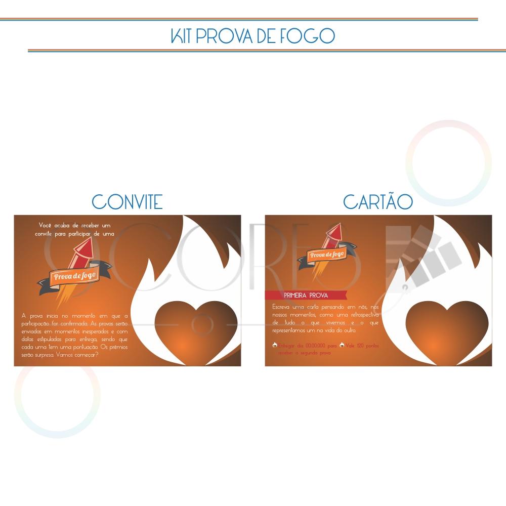 Patricia Barros Artesanato ~ Arte digital Kit Prova de Fogo 9CORES
