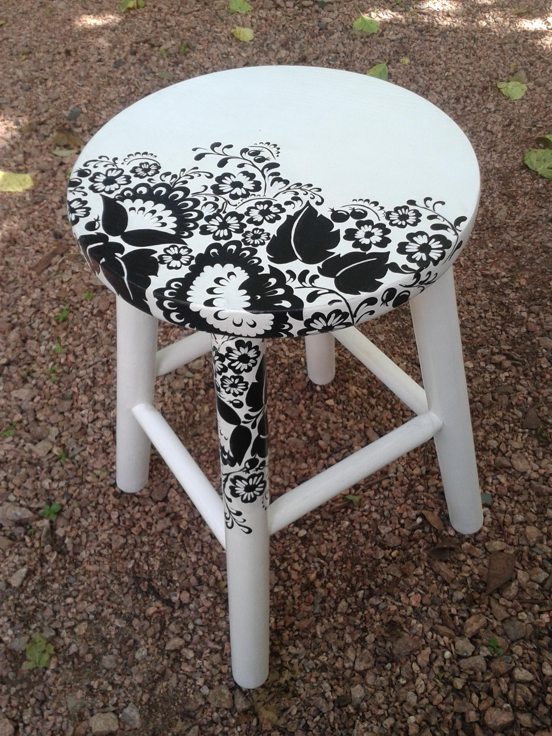 banco de madeira floral preto e branco moveis de madeira banco de  #856F46 1920x2560