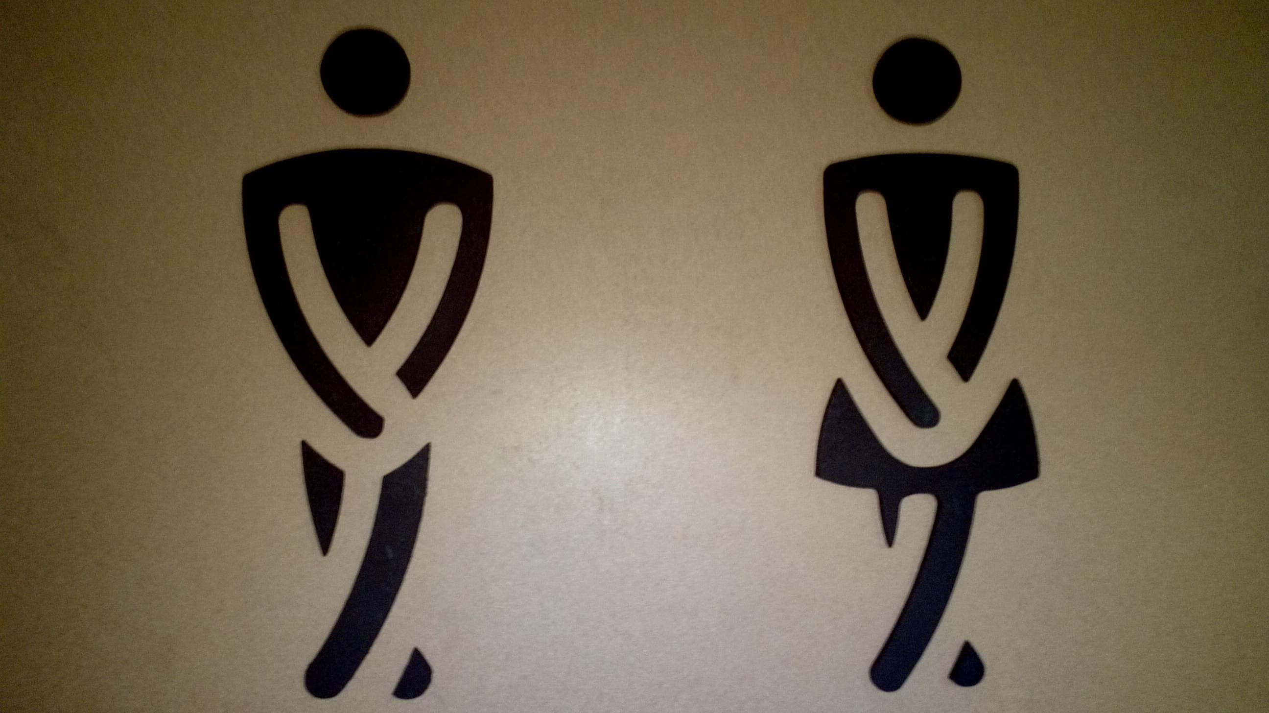 Placa De Banheiro Feminino E Masculino (  bruna lucia  Elo7 -> Banheiro Feminino E Banheiro Masculino