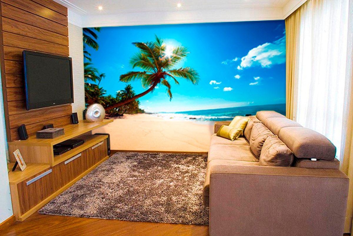 Papel de parede personalizado rima comunica o visual elo7 for Papel pared personalizado foto